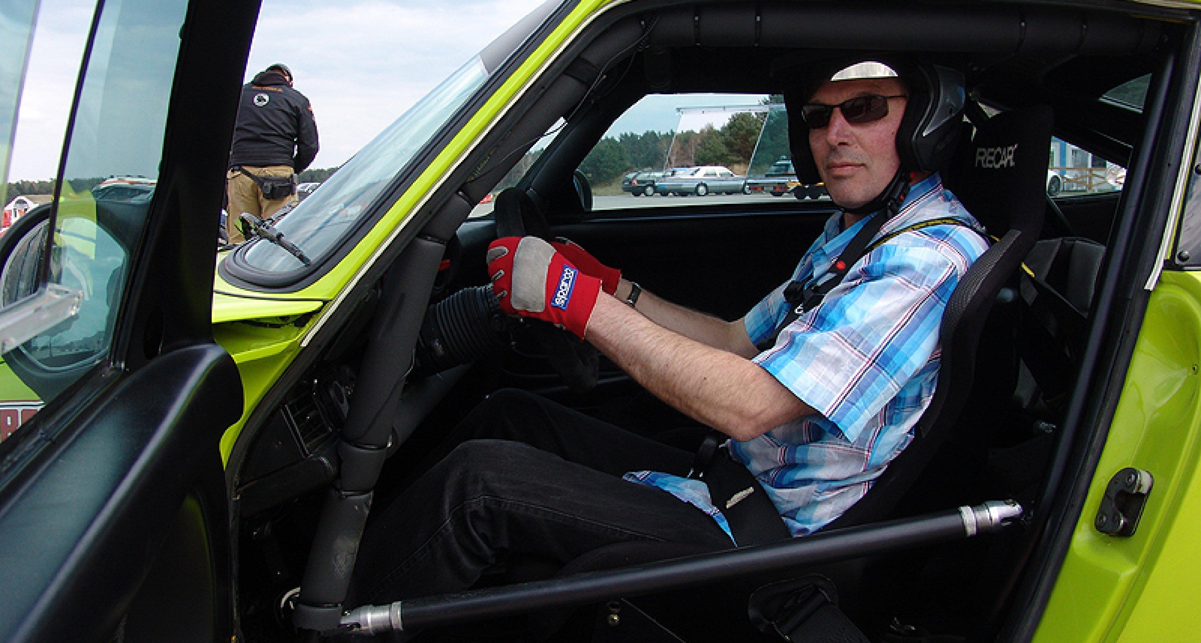 Schneller Linienverkehr: ADAC Sportfahrertraining im Driving Center Groß Dölln