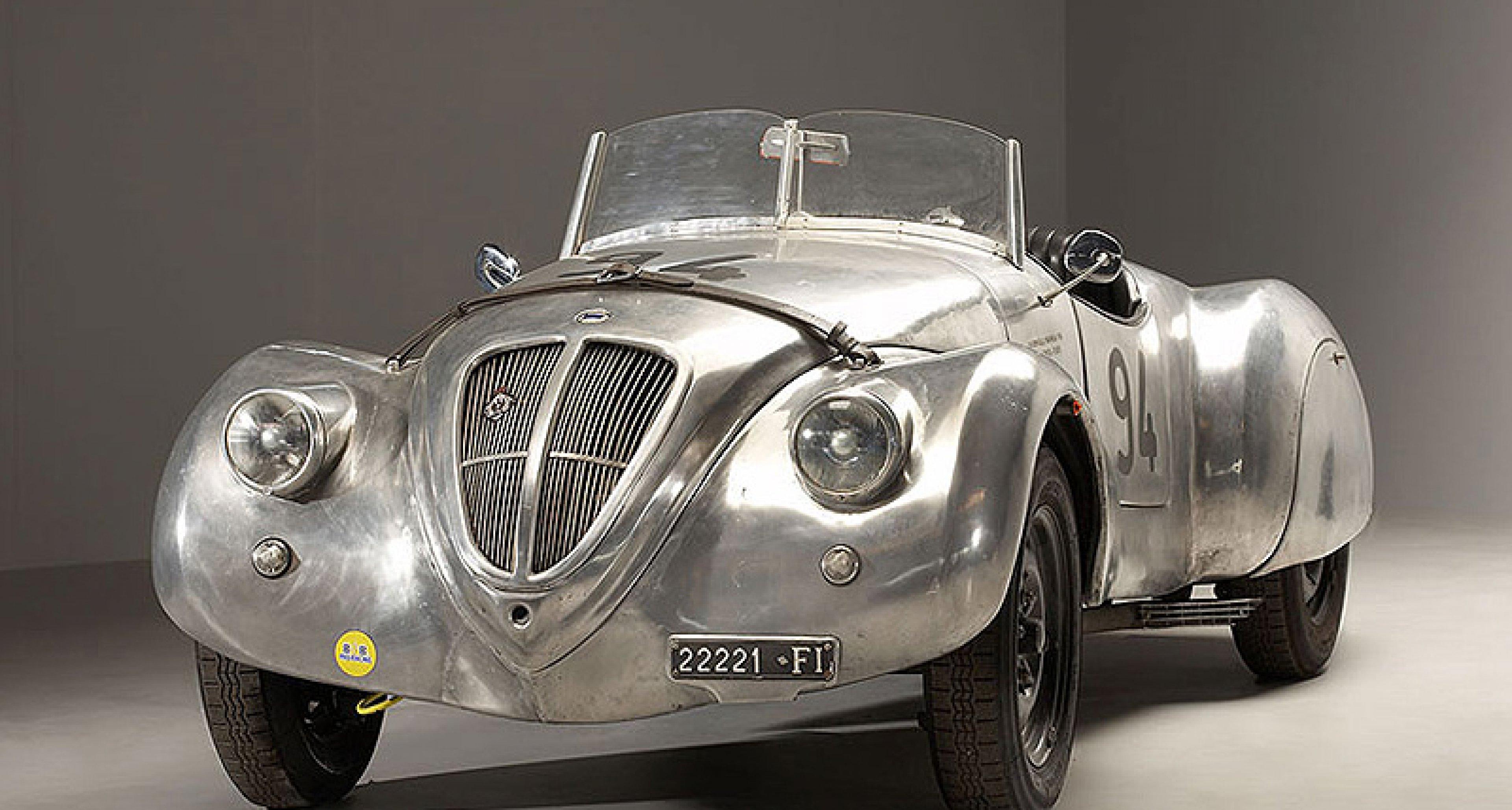 Lankes-Auktion bei der Mille Miglia 2011: Vorschau