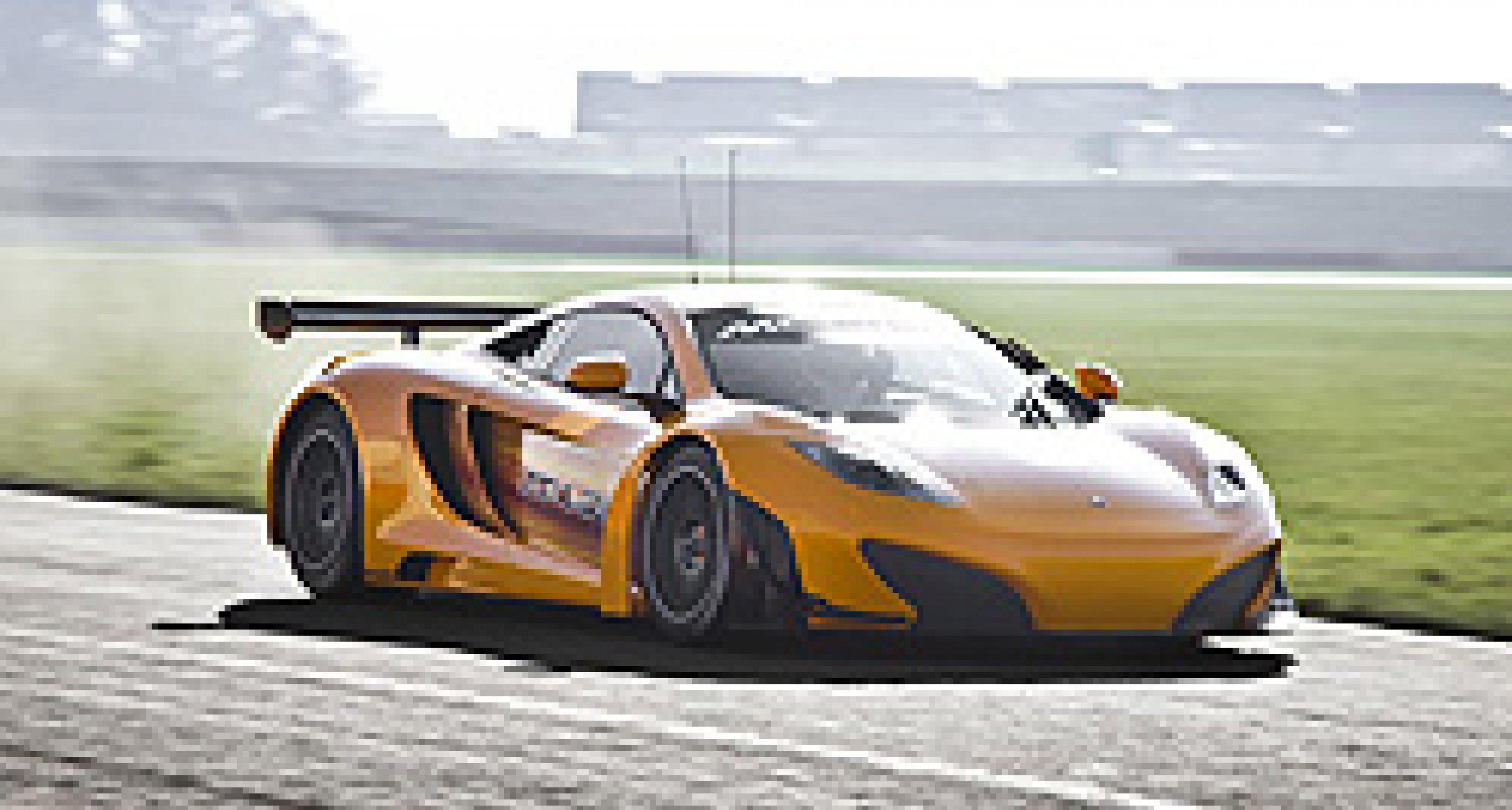 McLaren MP4-12C GT3: Teuflischer Zwilling