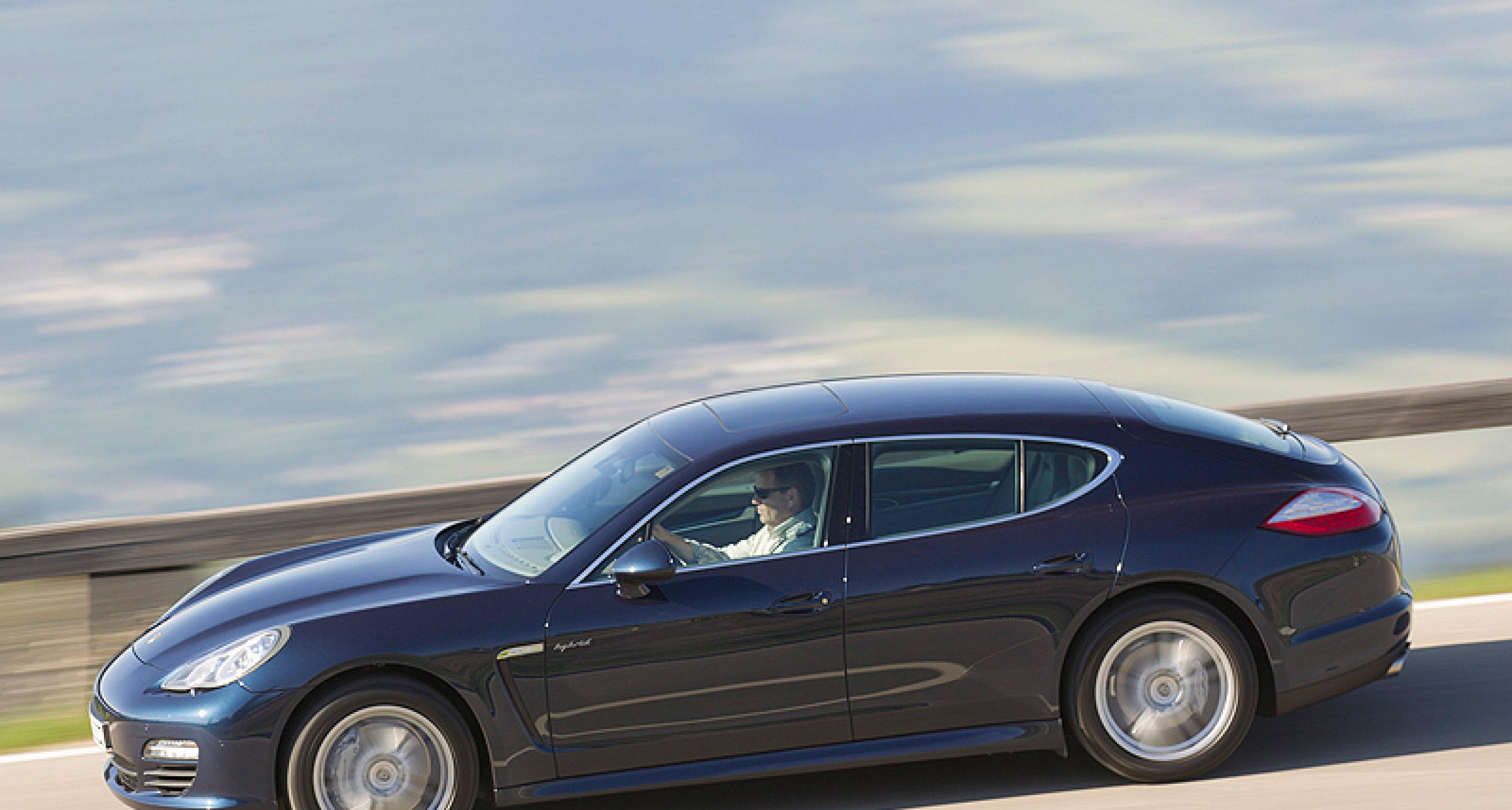 Porsche Panamera S Hybrid: Teuer sparen