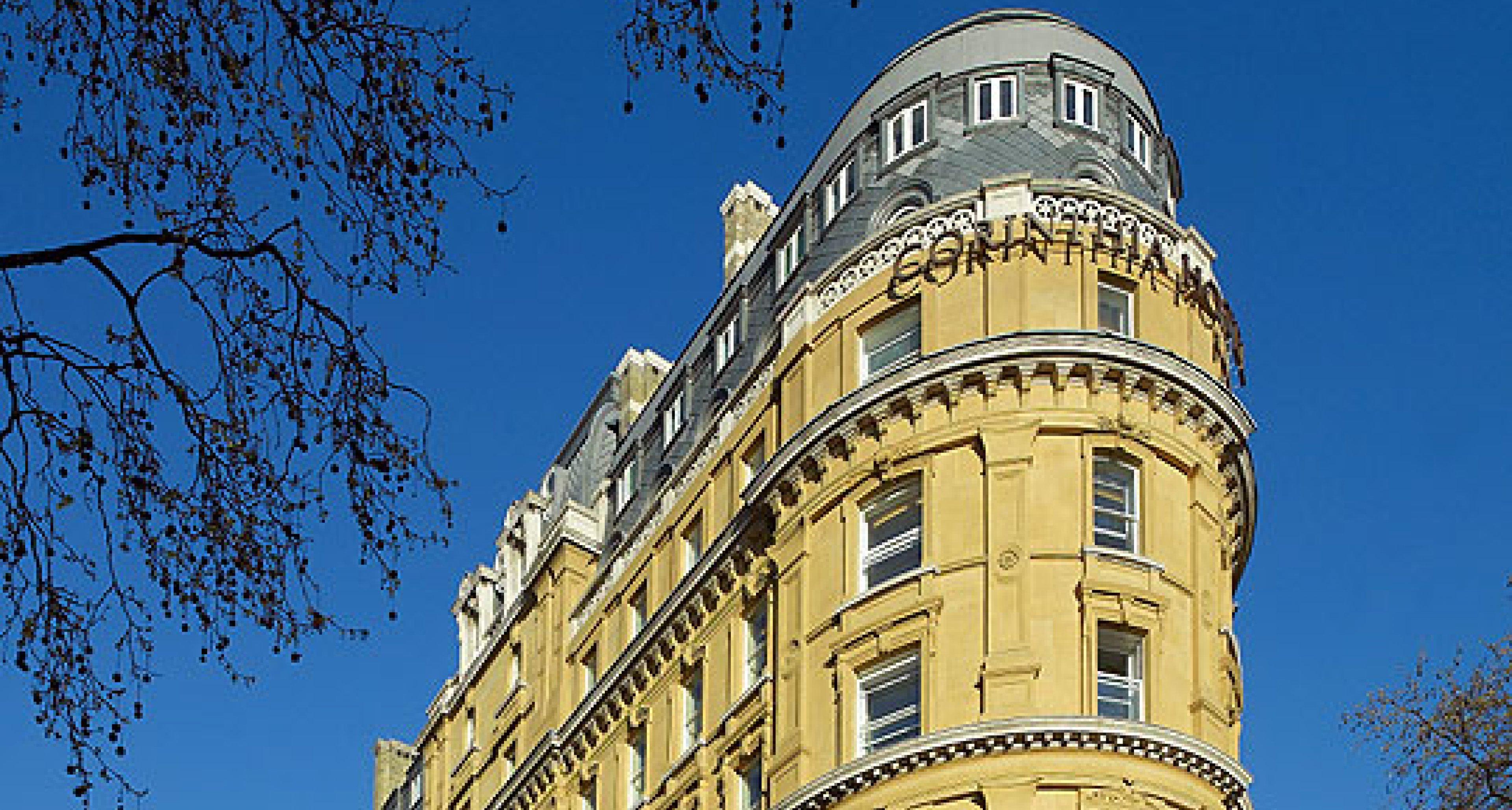 Corinthia Hotel London: Das Prachtministerium