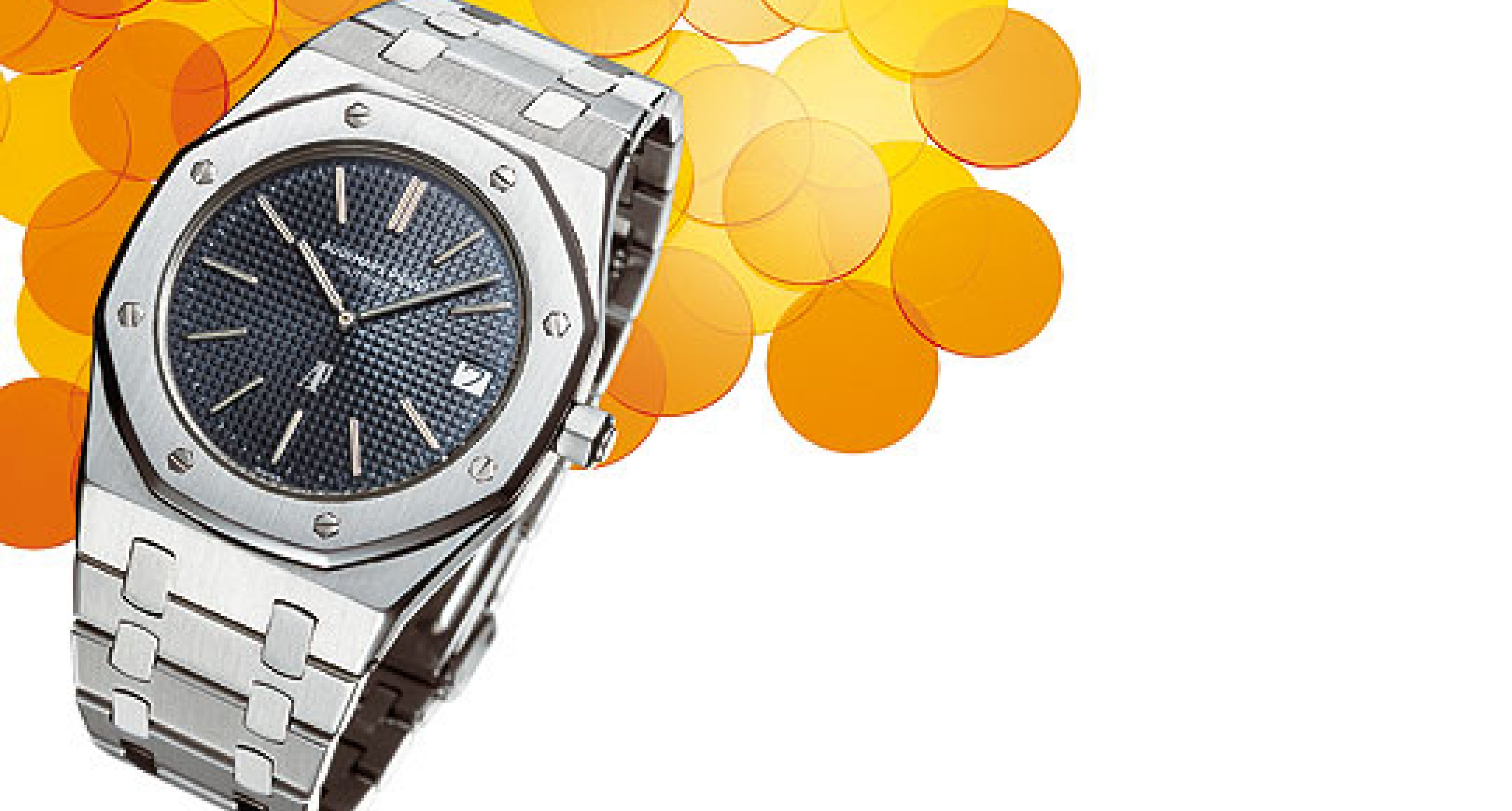 Icons of watchmaking history: Audemars Piguet Royal Oak