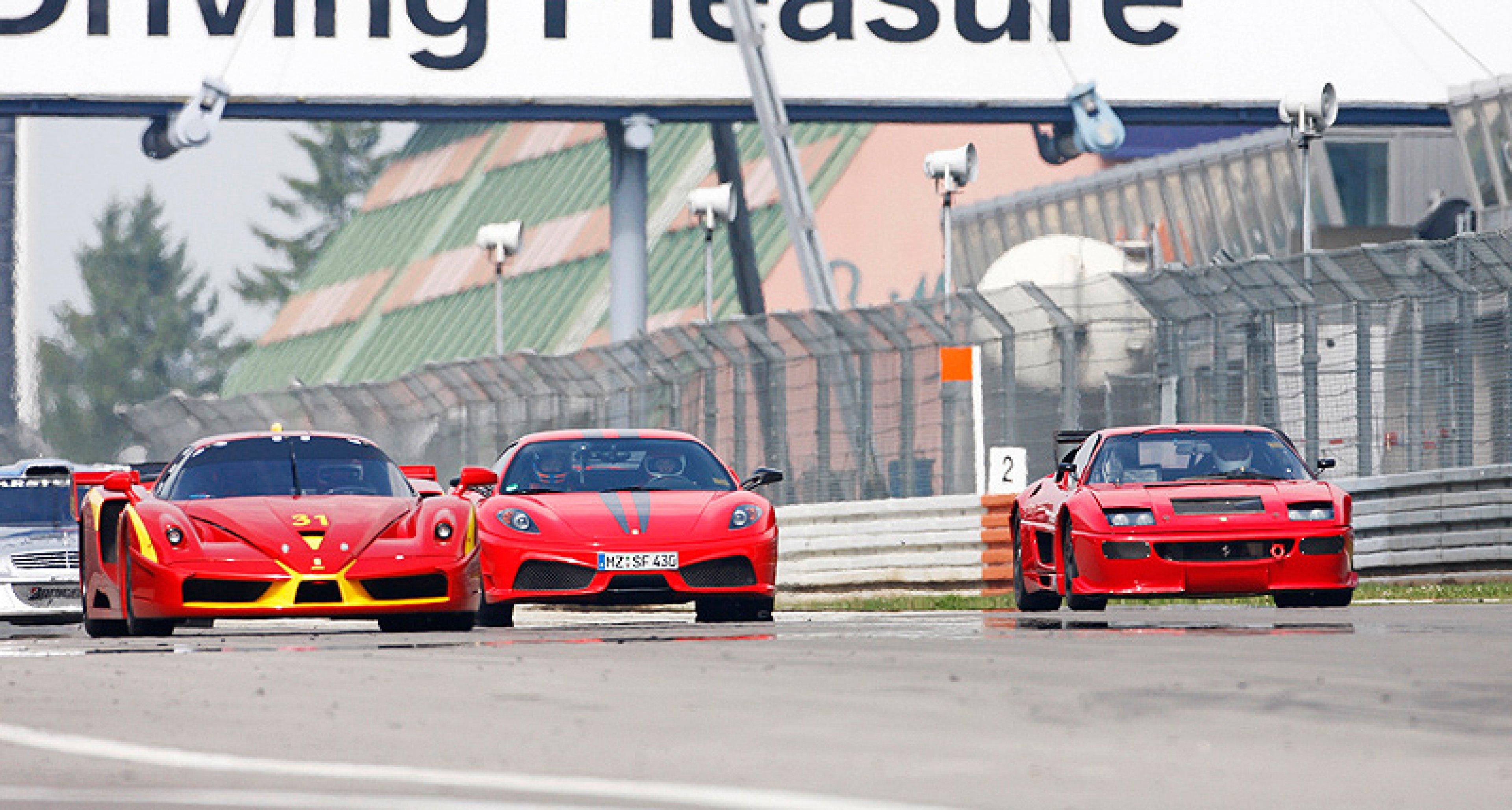 Modena Trackdays 2011: Ring frei für Ferrari