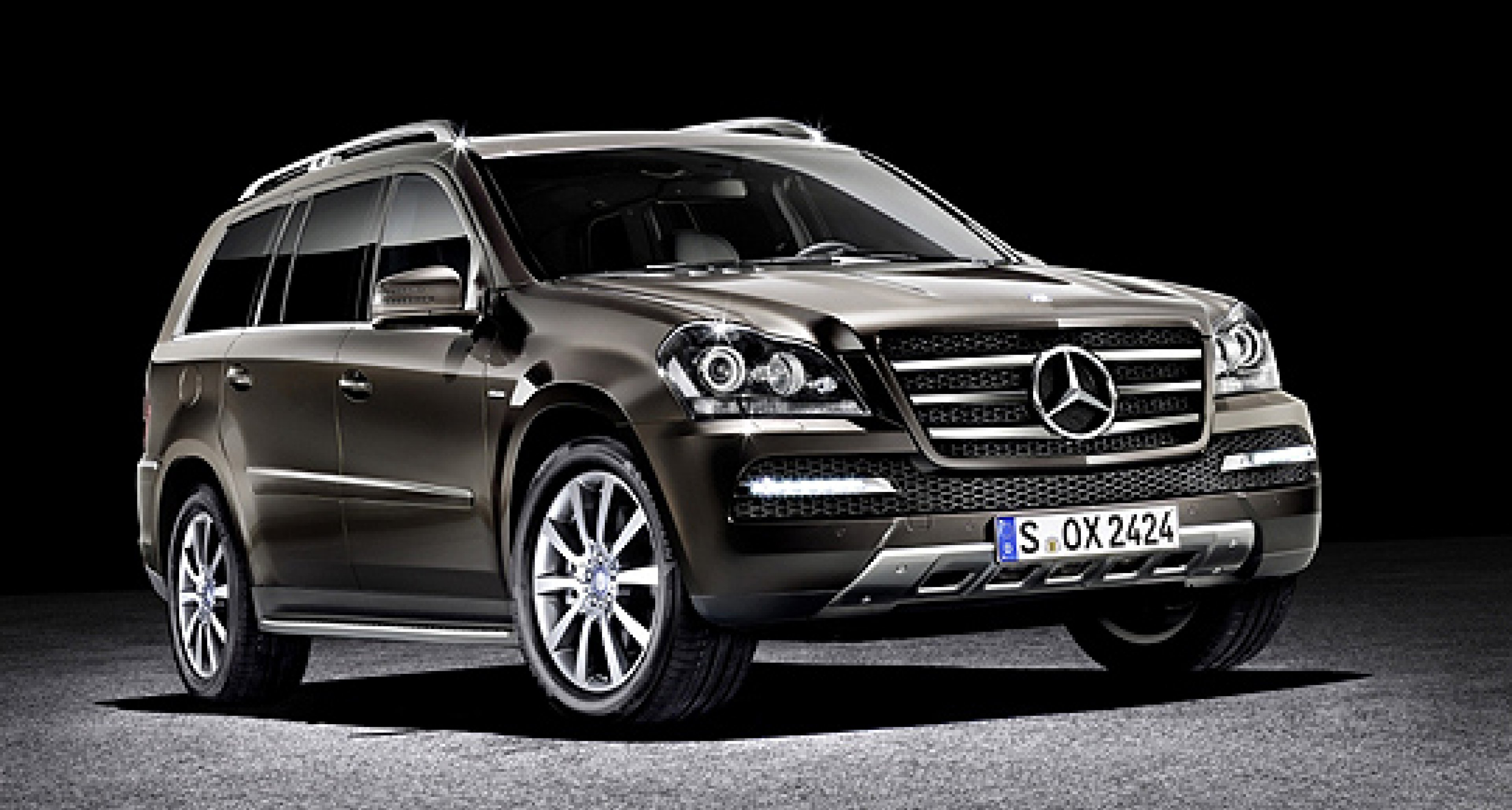 Mercedes-Benz GL-Klasse Grand Edition: Sonderauflage