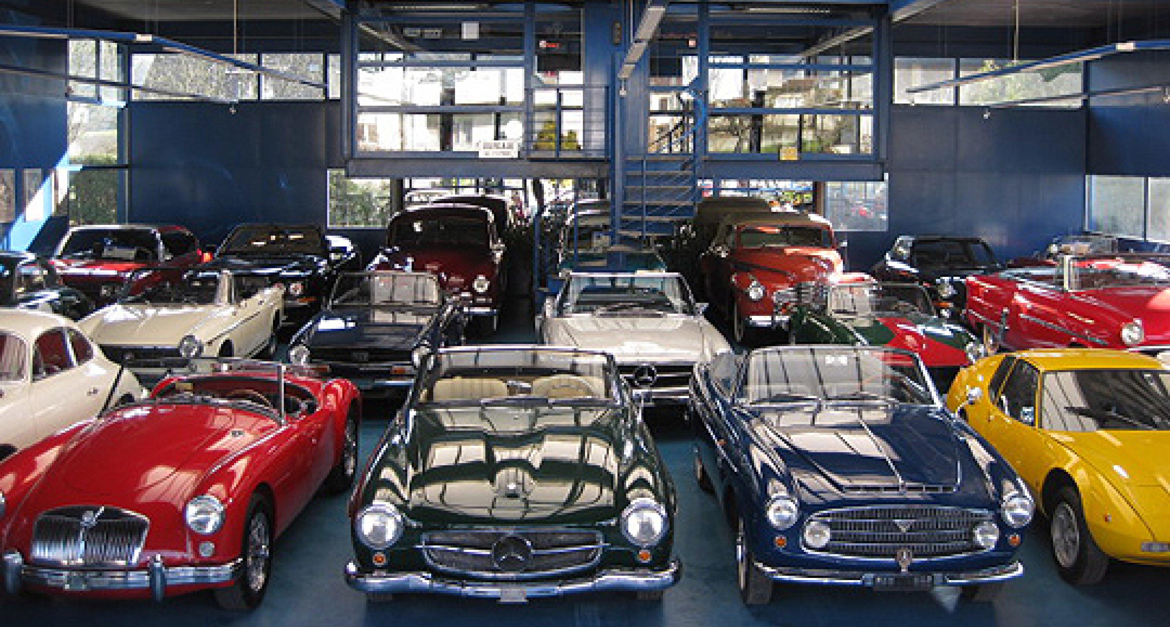 Händlerportrait: Touring Garage AG