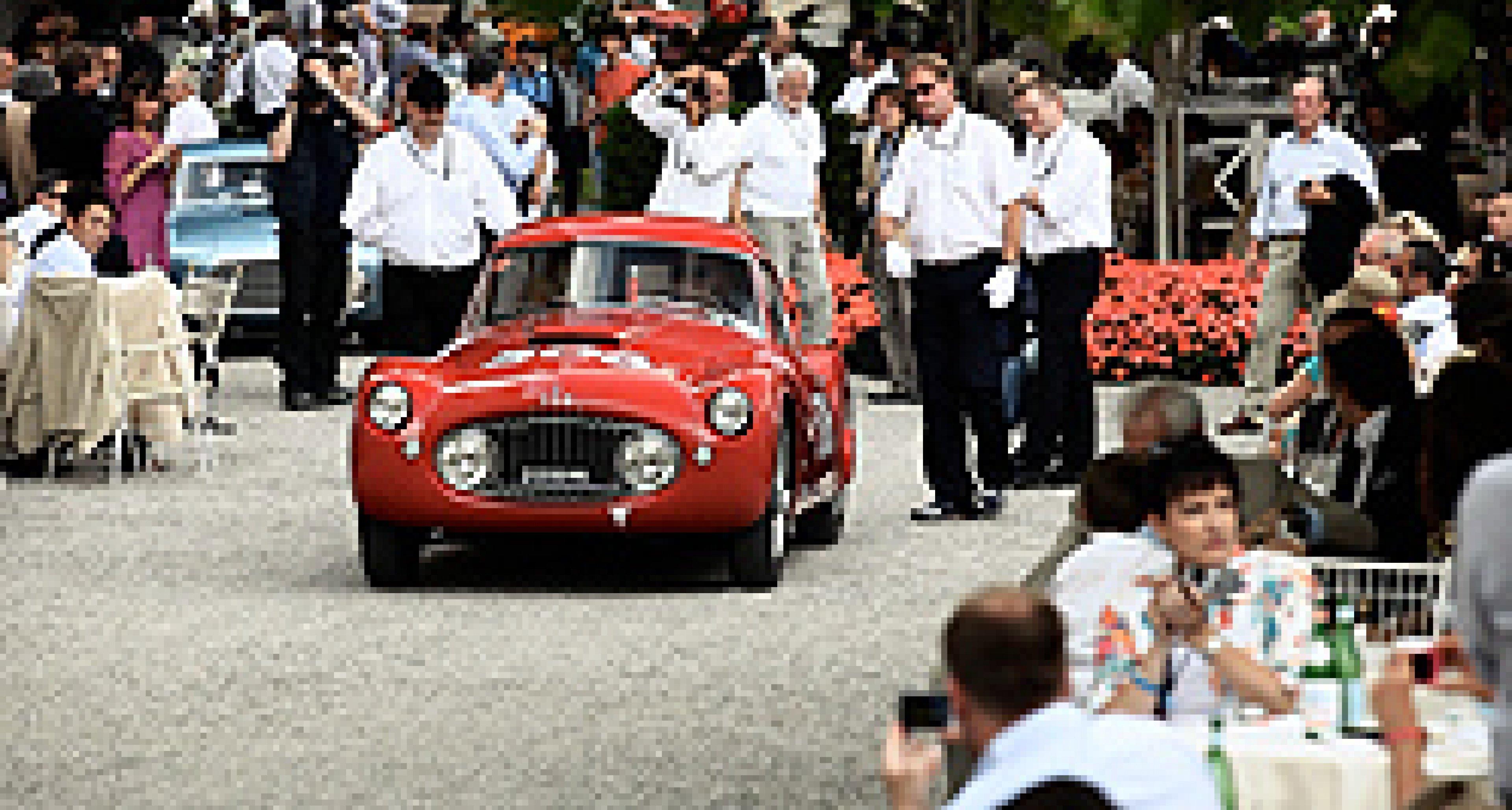 Video Feature: Concorso d'Eleganza Villa d'Este 2011