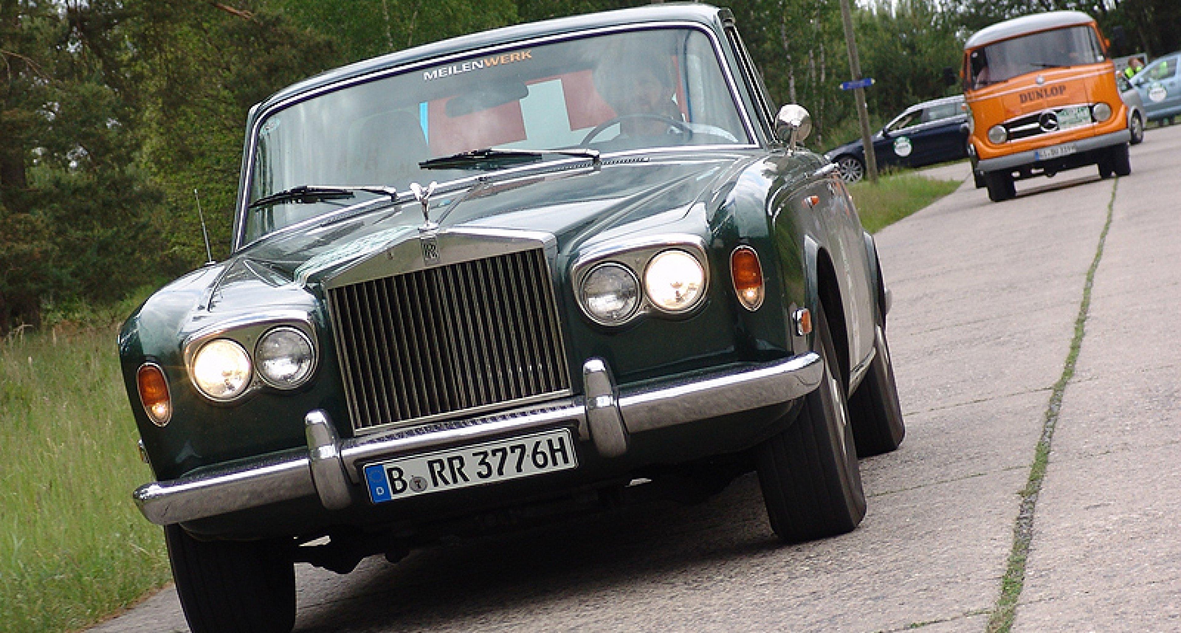 Hamburg-Berlin-Klassik 2011: Meilenweit