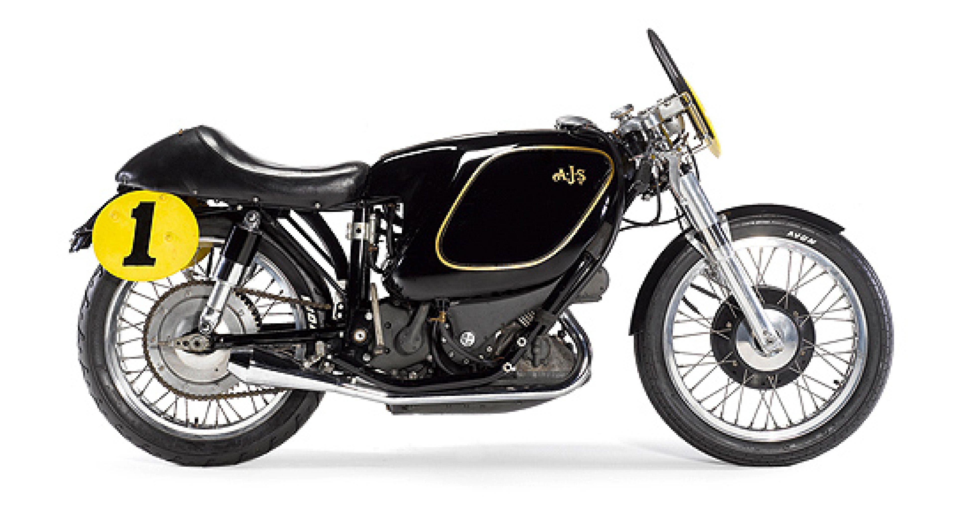 AJS E95 Porcupine: ultra-rare bike expected to fetch $750,000