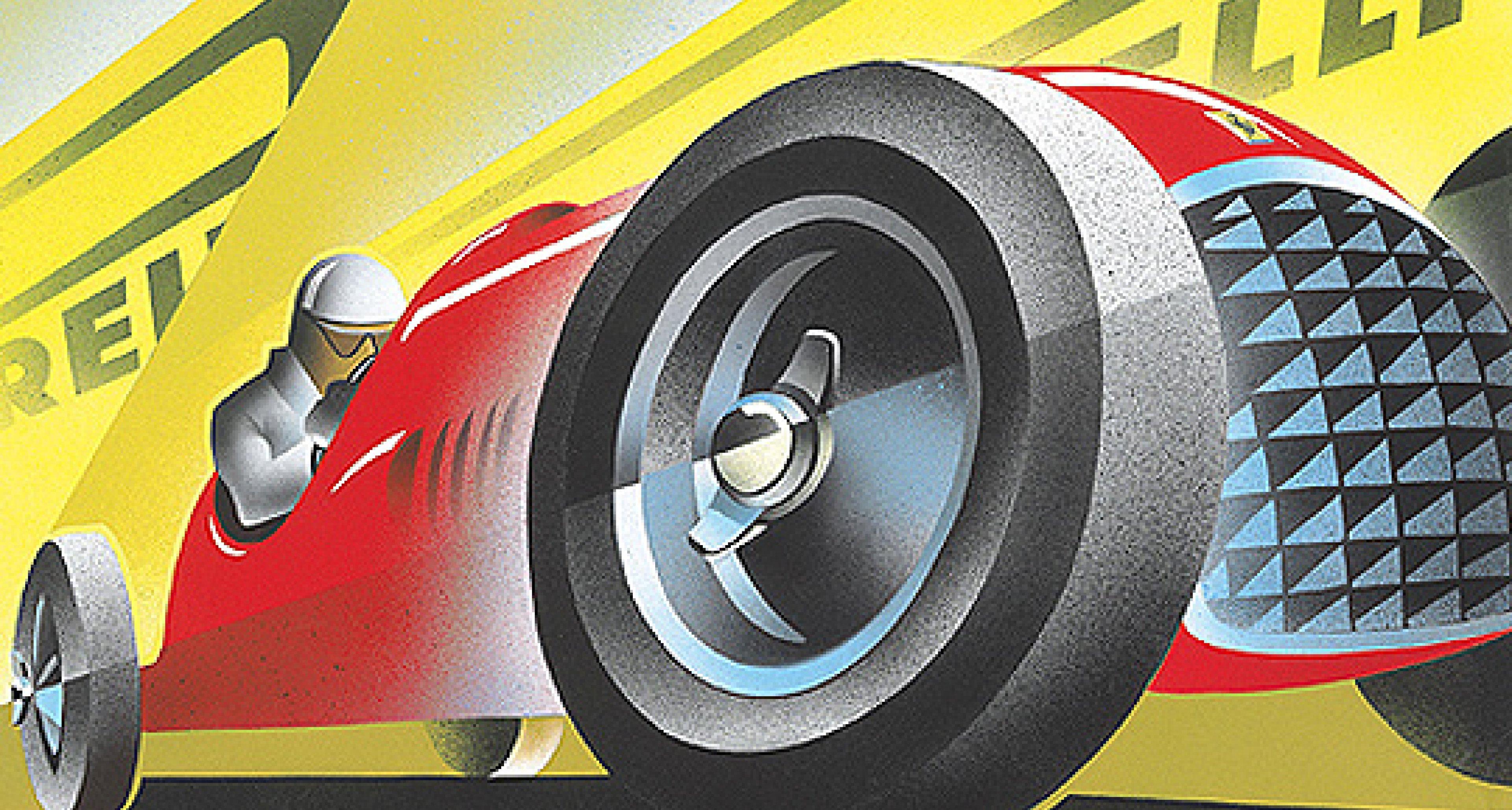 Pullman Editions: Limitierte Ferrari-Drucke