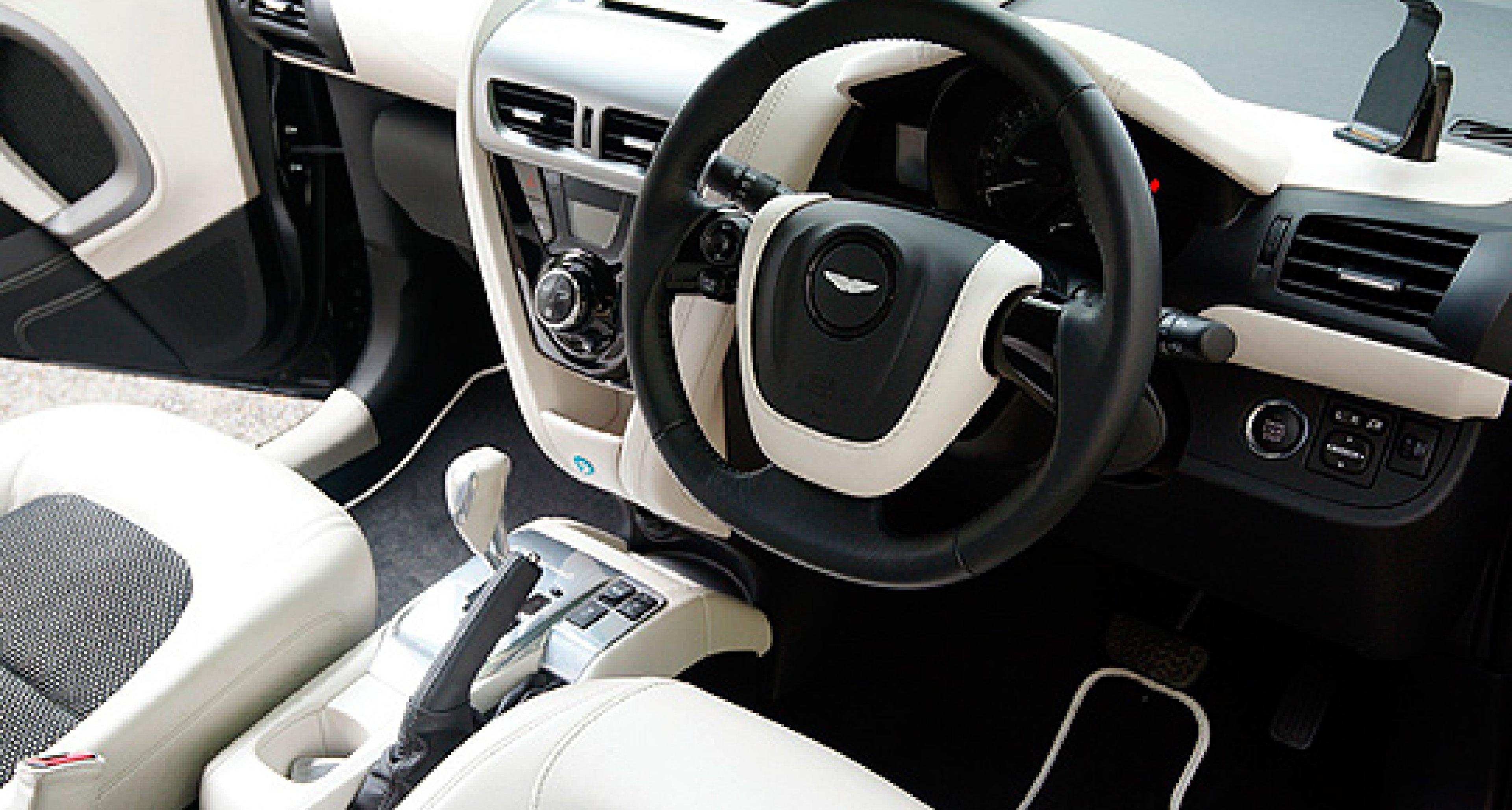 Driven Aston Martin Cygnet Classic Driver Magazine - Aston martin cygnet