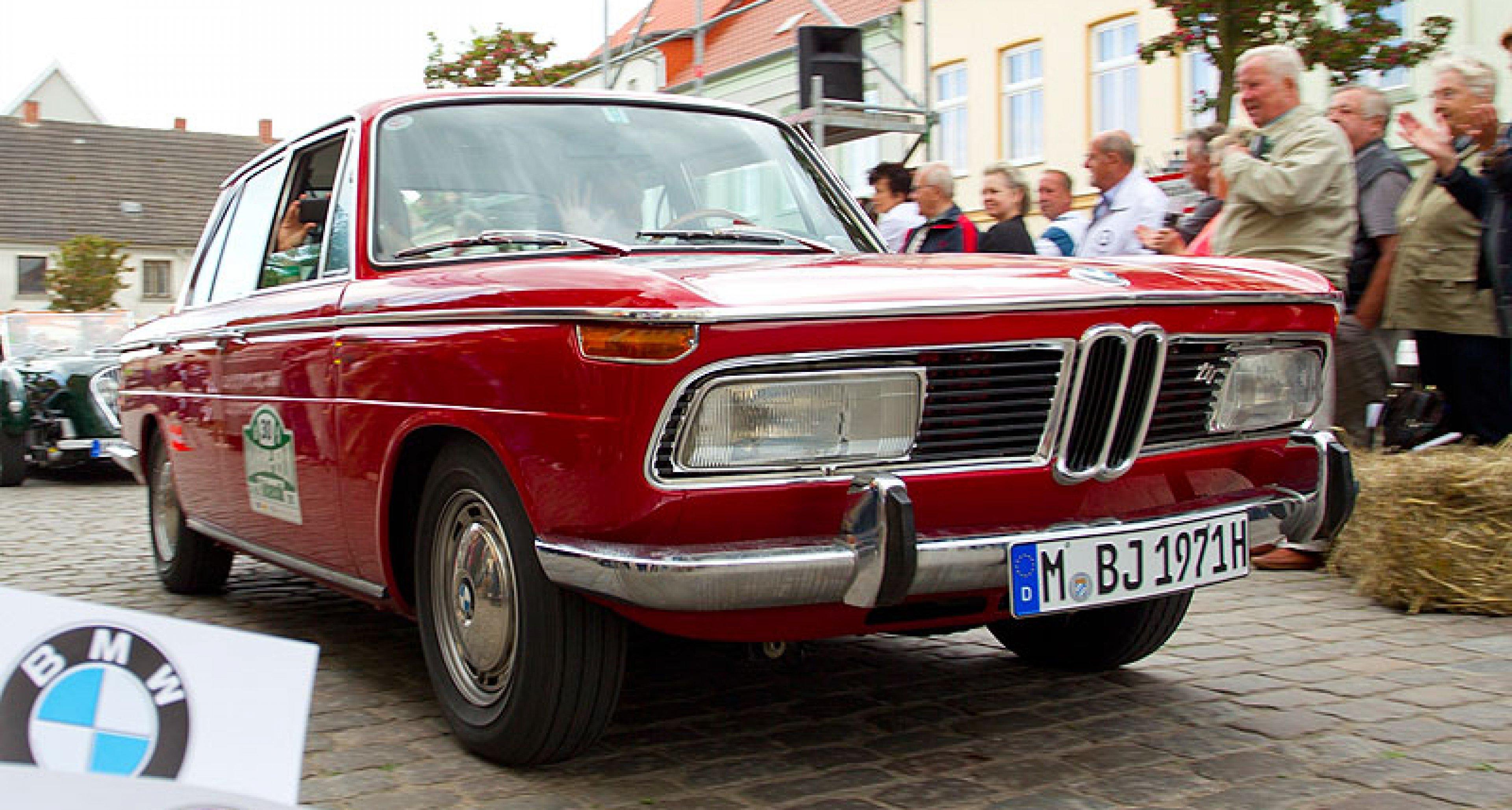 50 Jahre BMW 1500 bis 2000 tii: Aufbruch zum Weltruhm