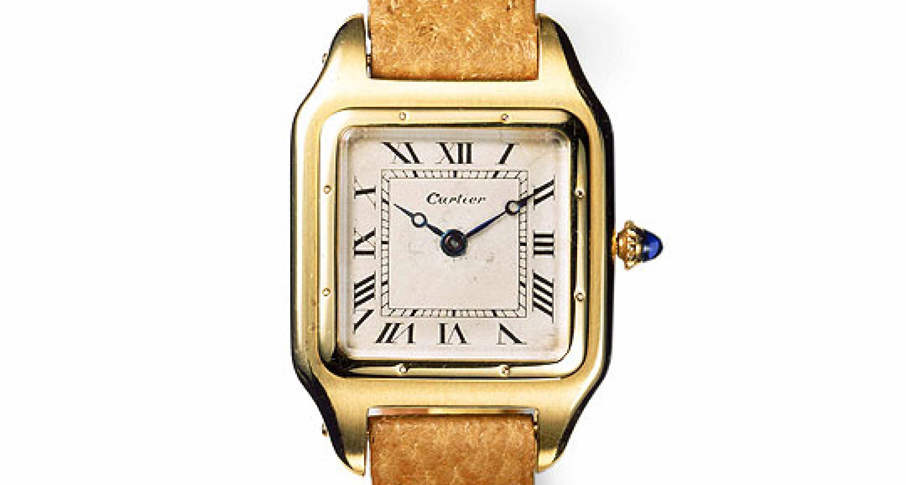 Ikonen der Uhrengeschichte No. 4: Santos von Cartier