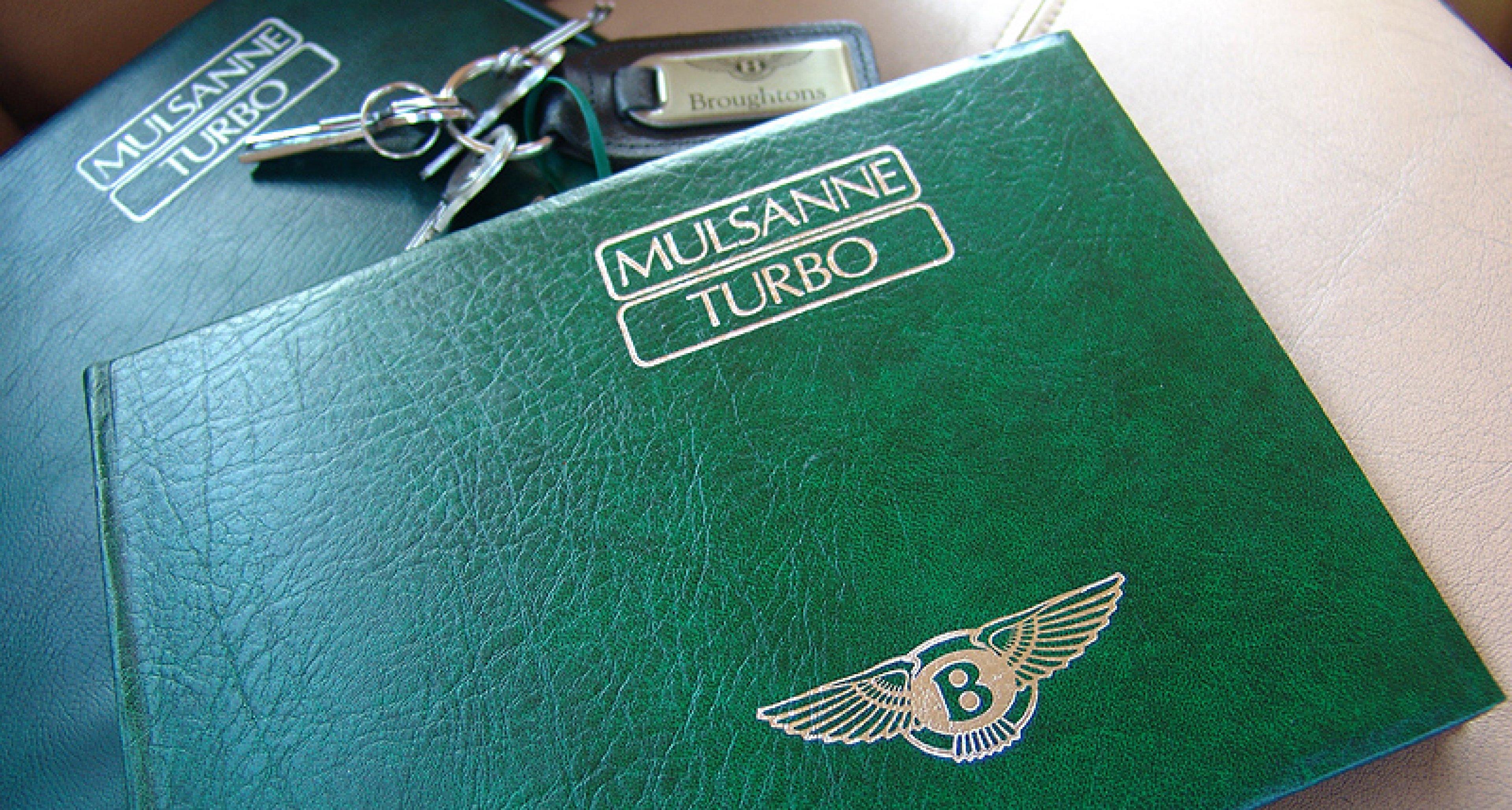 Bentley Mulsanne Turbo