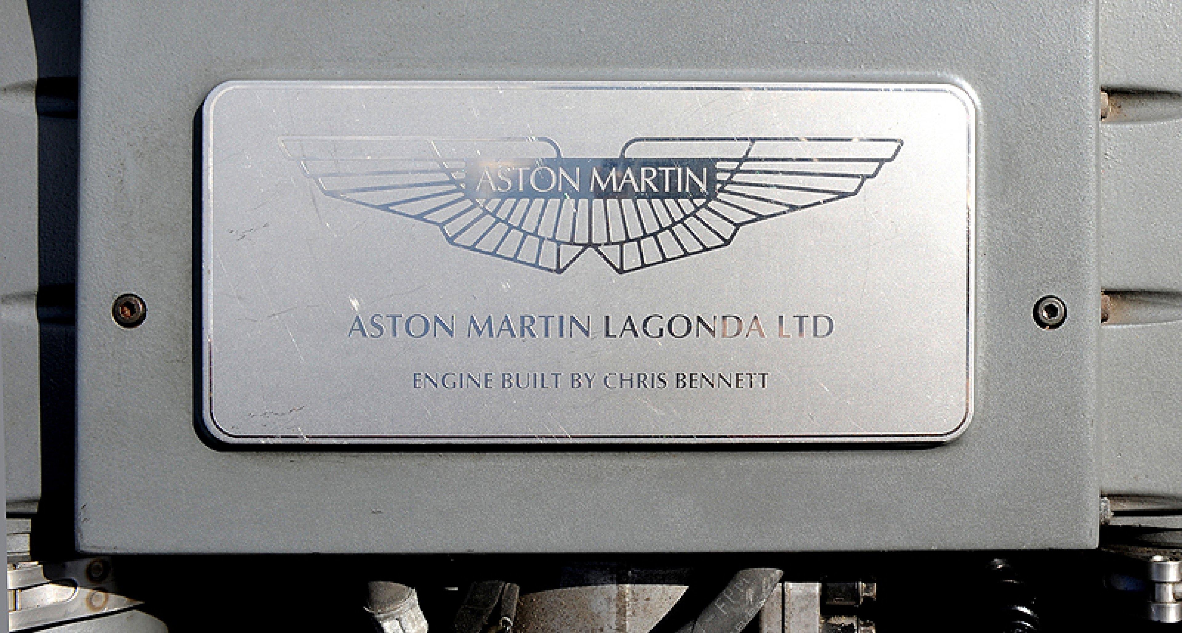 Seltener Aston Martin V8 Vantage bei RM