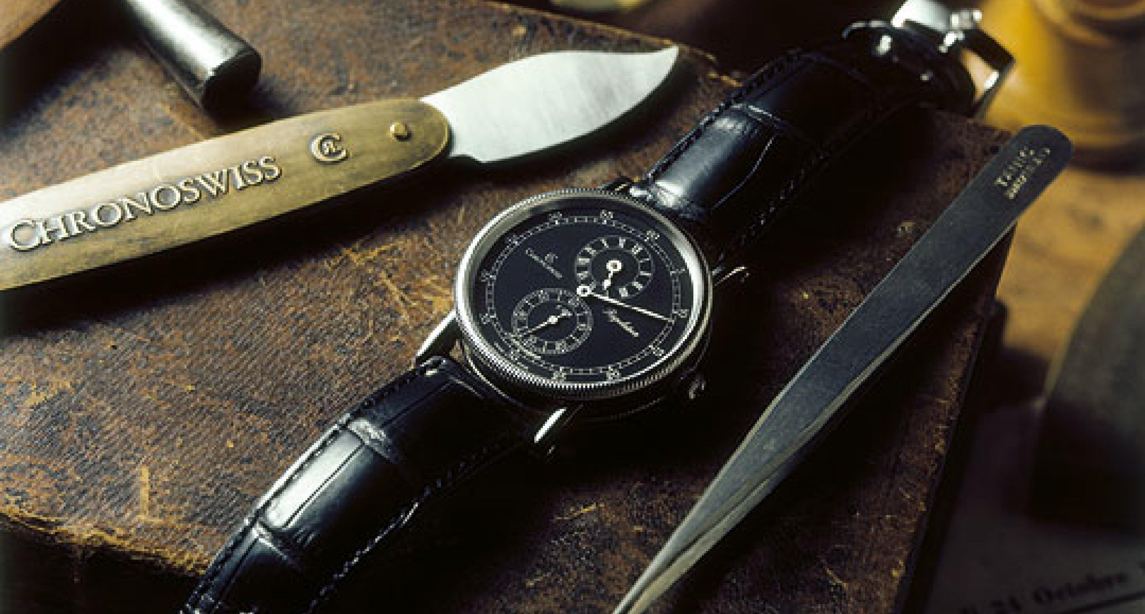 Ikonen der Uhrengeschichte No. 5: Der Regulateur von Chronoswiss
