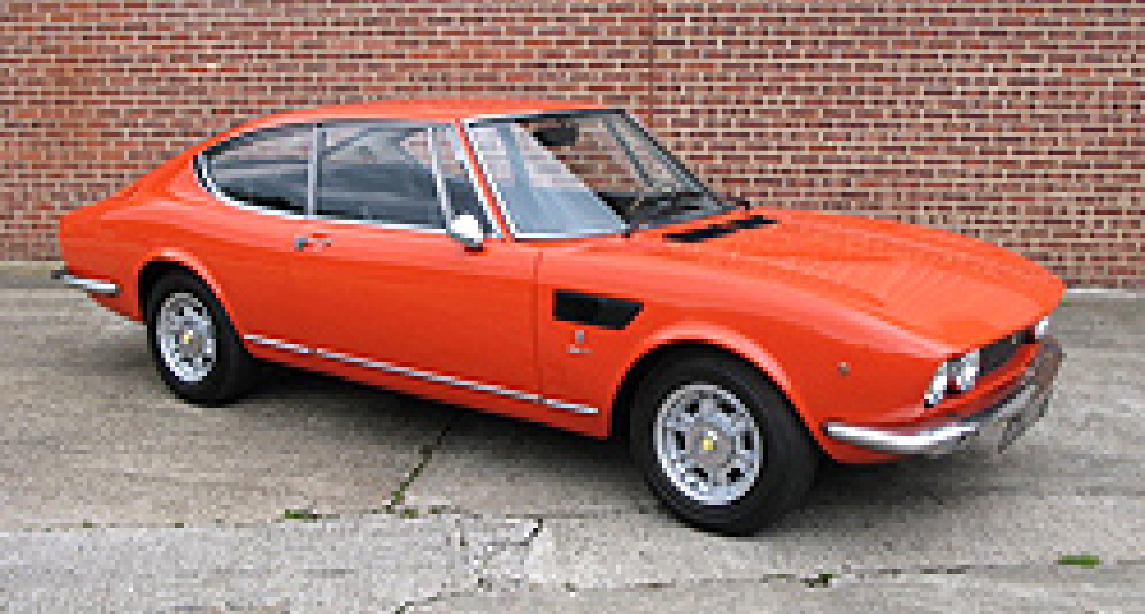 Editor's Choice: Fiat Dino Coupé 2000