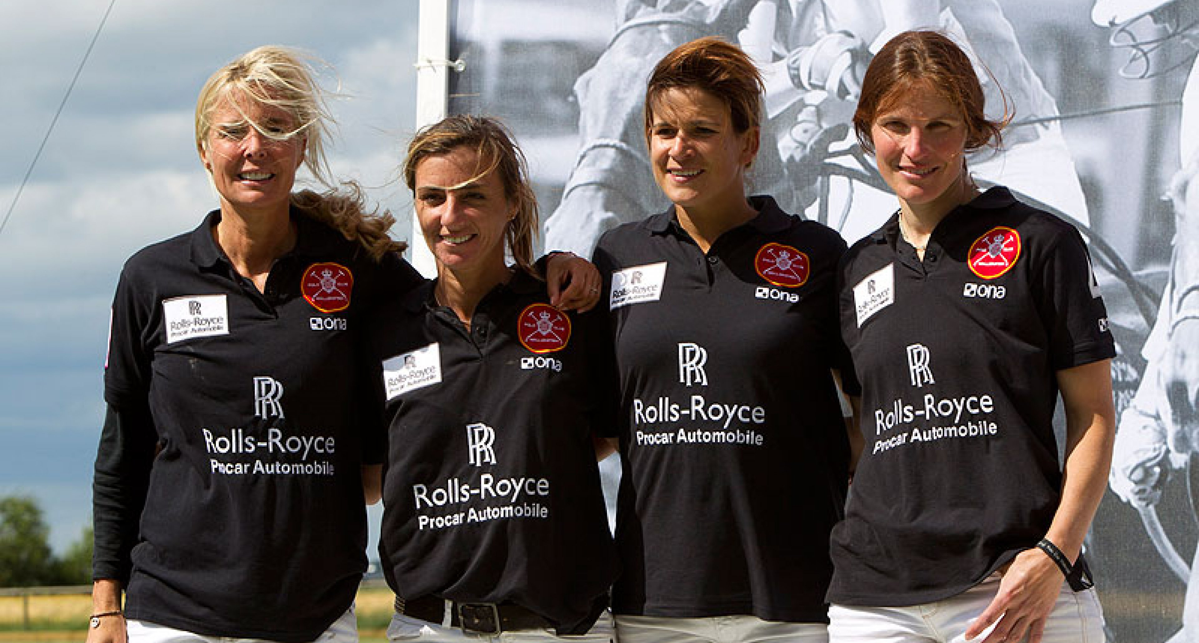 Only Girls Polo Cup Wallerstein: On the fly!