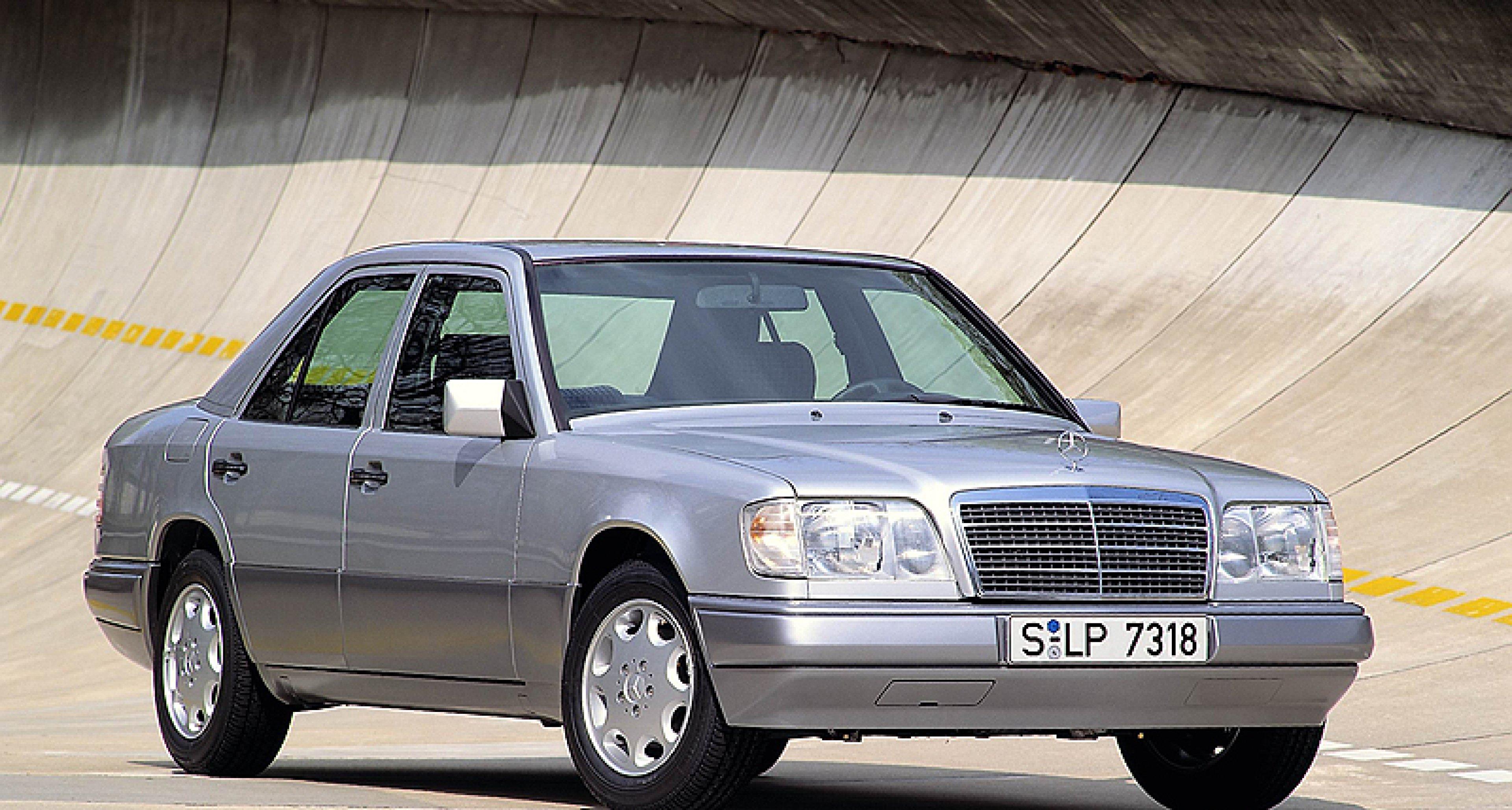 Investment-Tipp: Mercedes-Benz W124