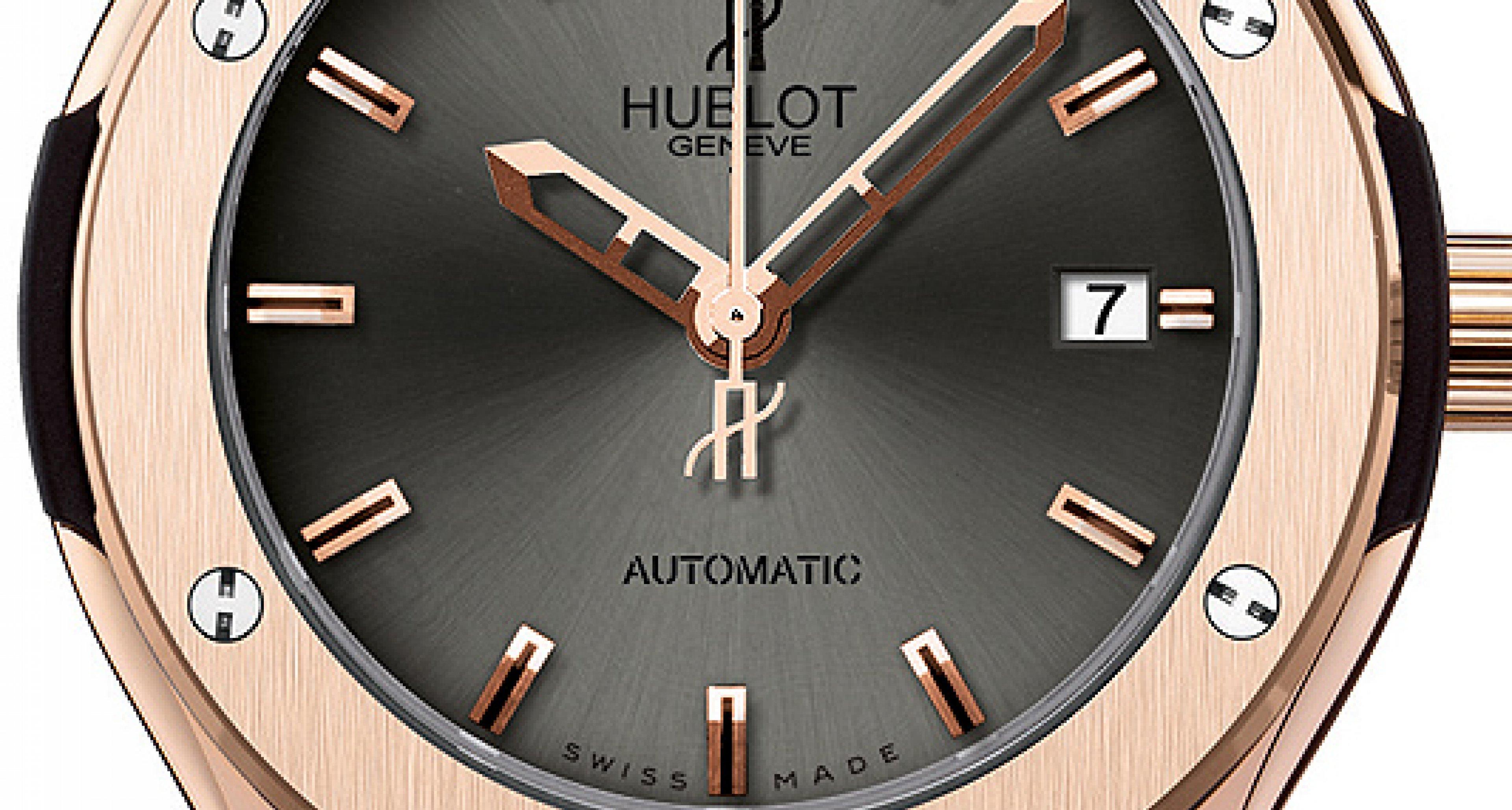 Ikonen der Uhrengeschichte No. 7: Hublot Classique