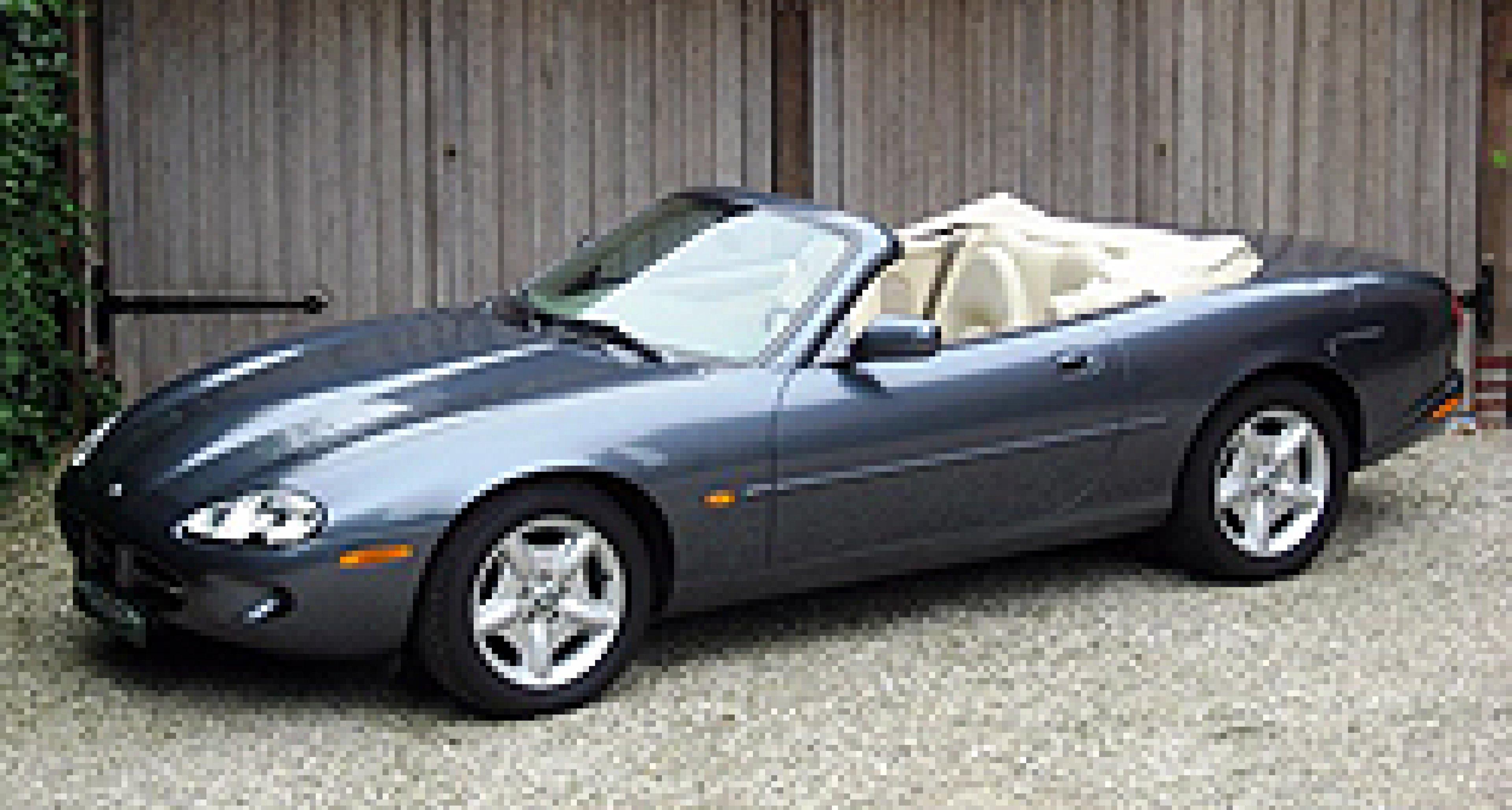 Editor's Choice: Jaguar XK8 Cabrio