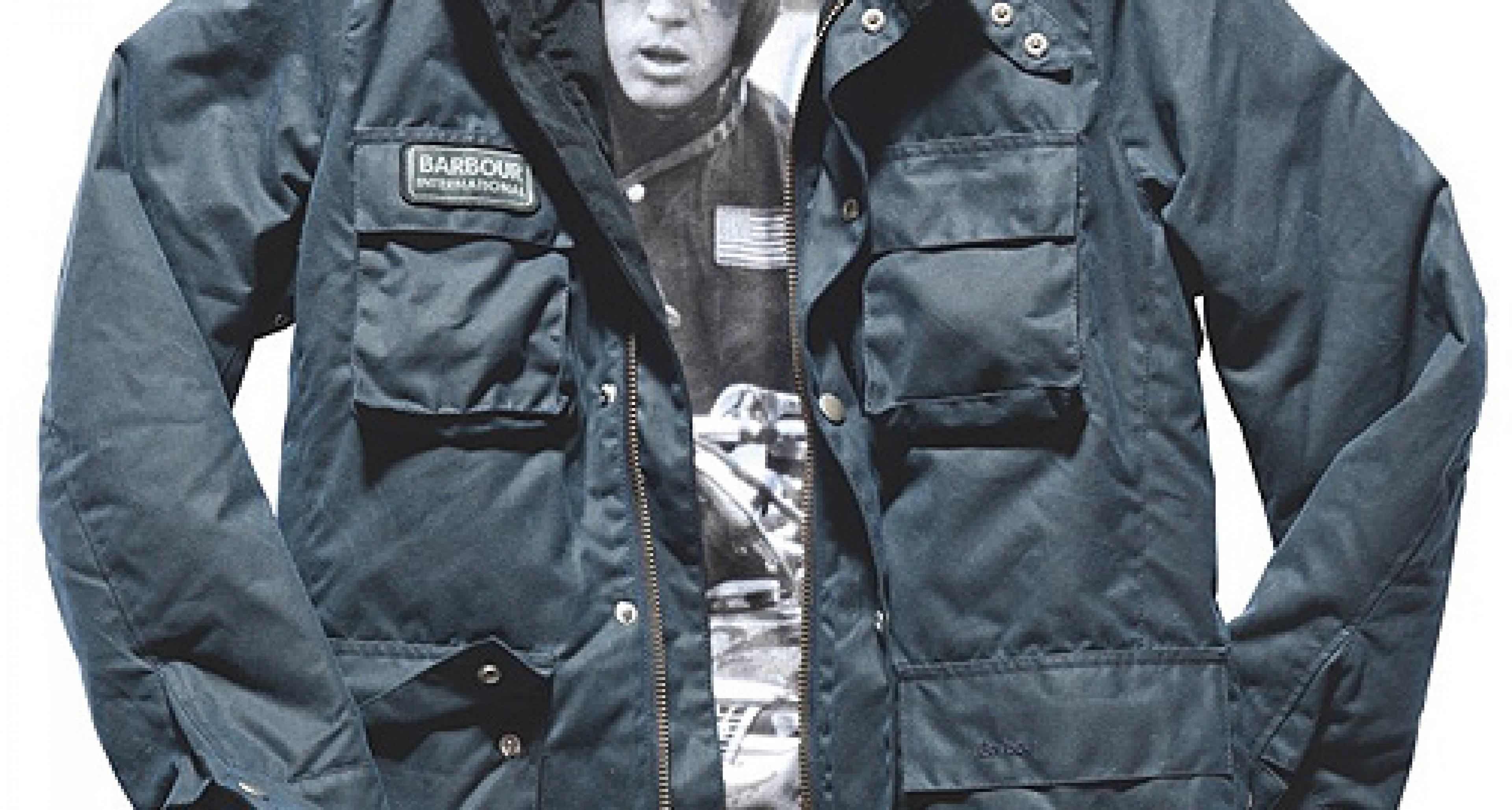 Barbour Steve McQueen Collection: Eine Jacke, ein Mann