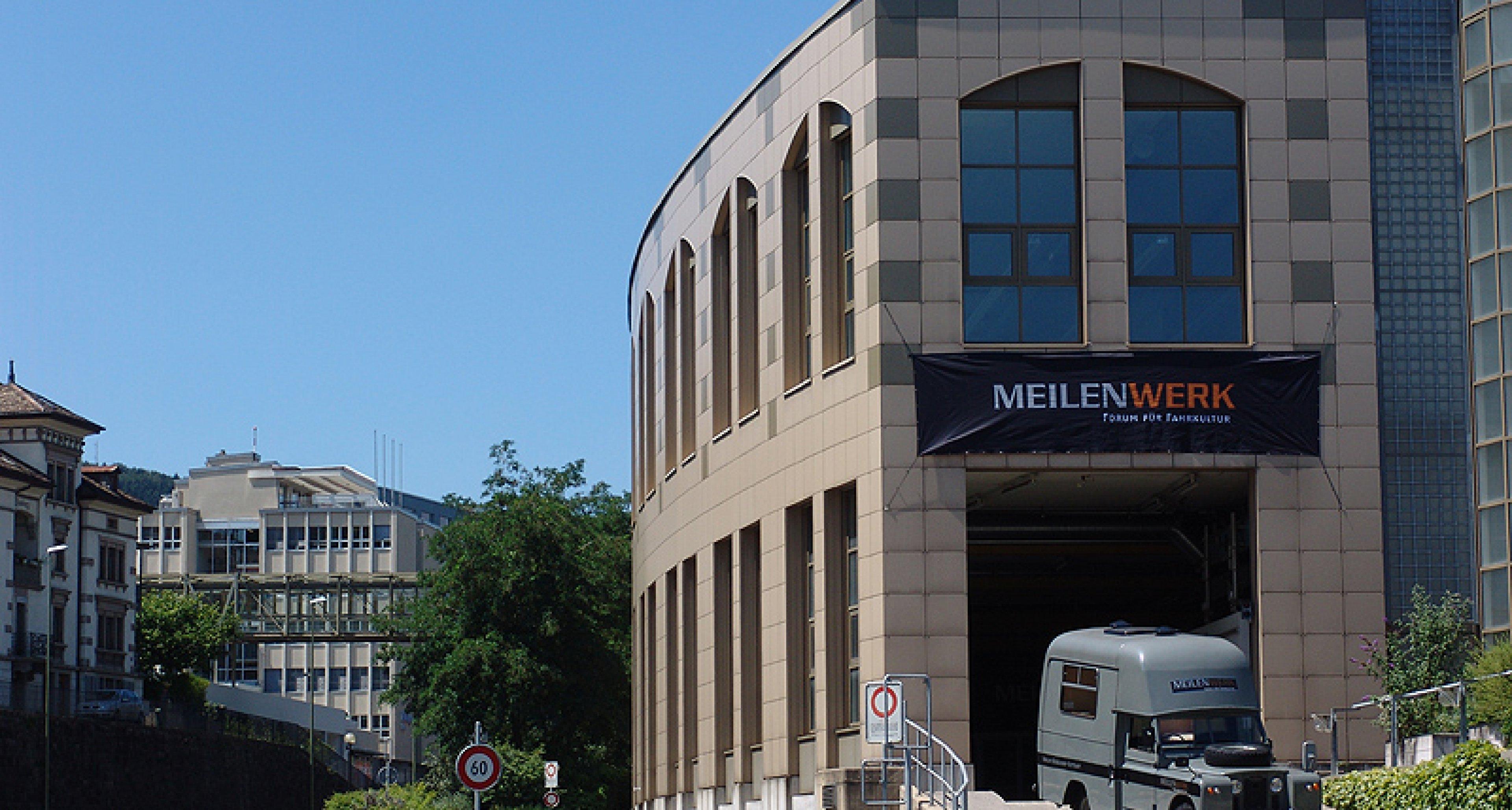 Sneak Preview: Meilenwerk Zurich