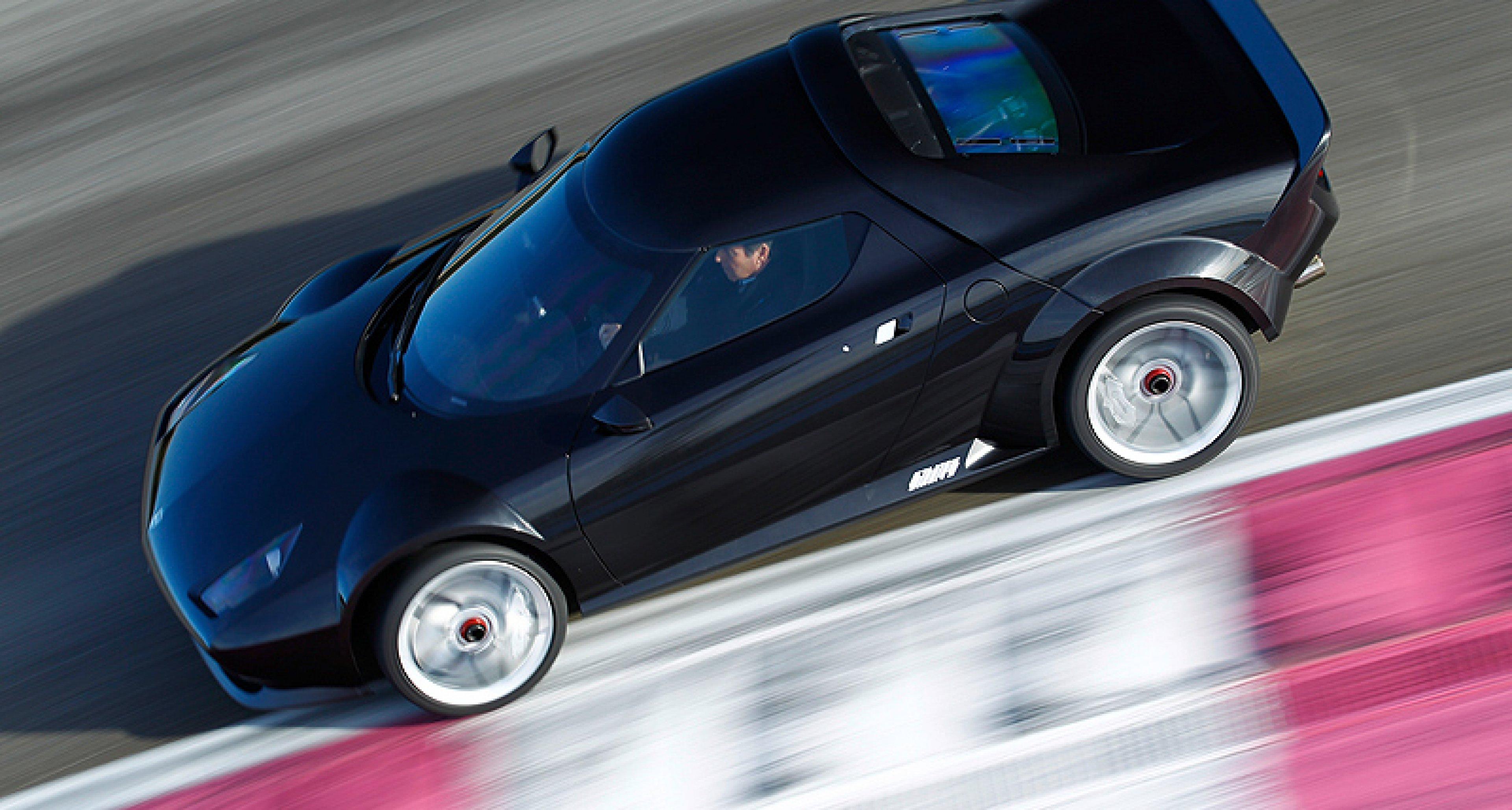 New Stratos: Keine Produktion ohne OK von Ferrari?