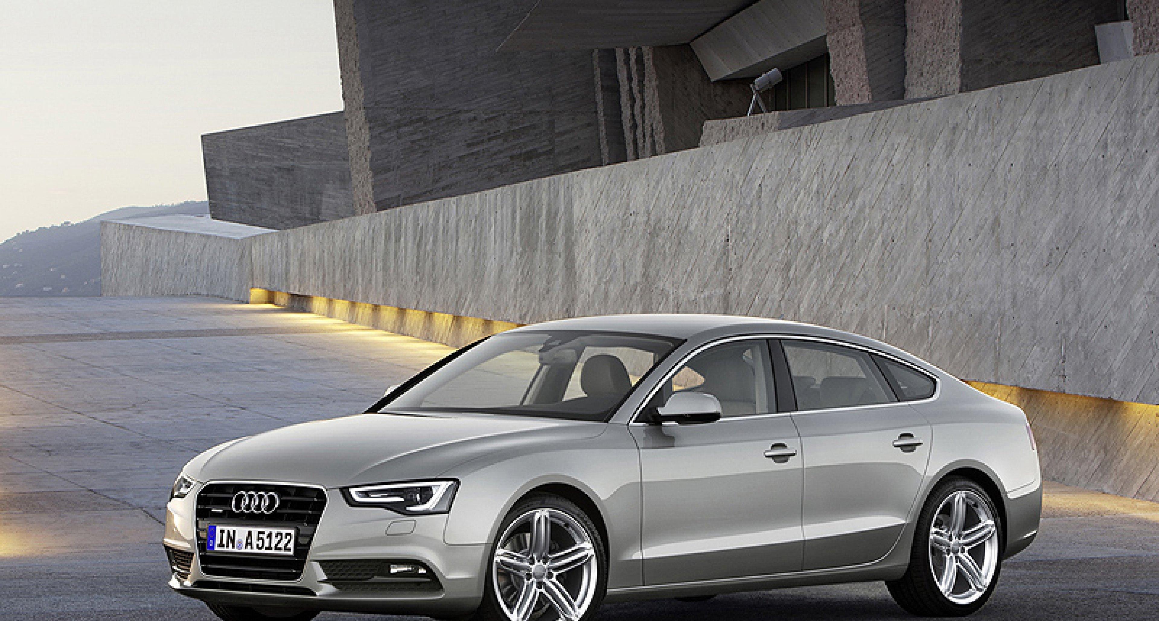Audi A5 erhält Midlife-Facelift