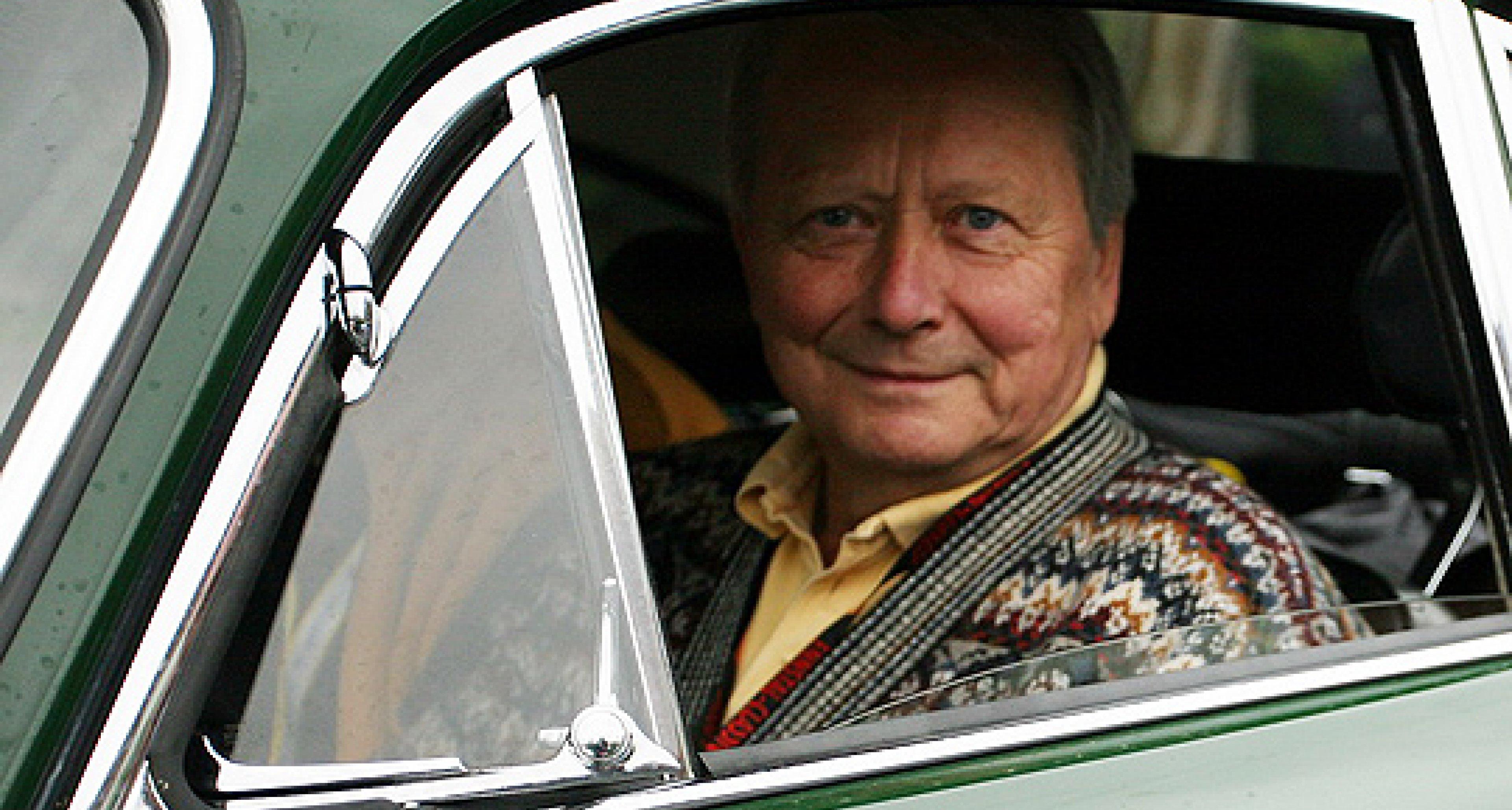 Fünf Fragen an: Dr. Wolfgang Porsche