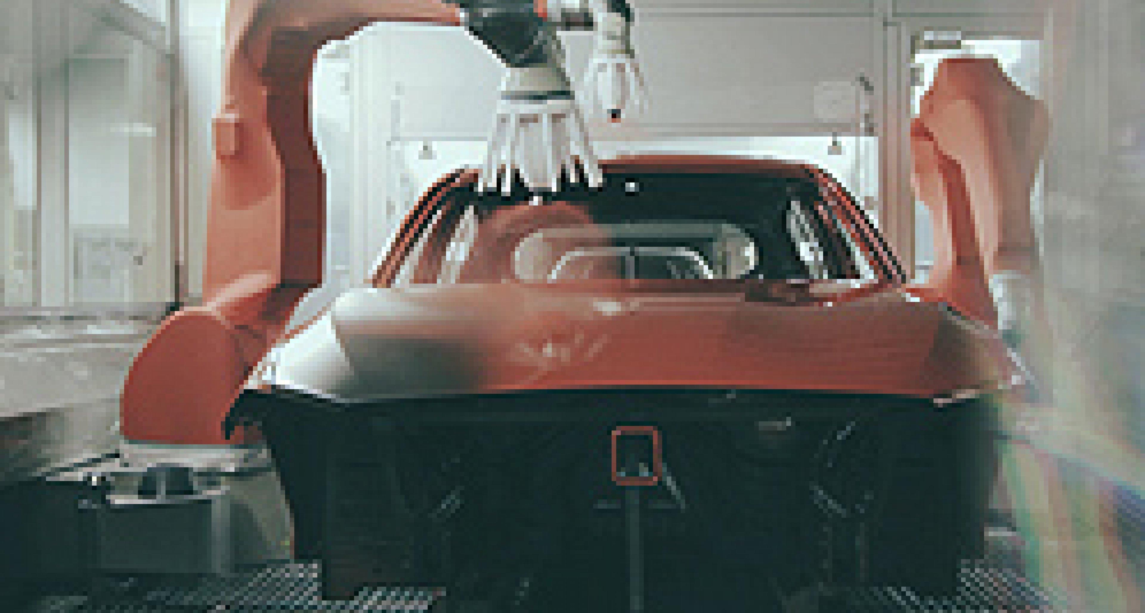 Check my Machine: Der BMW als Instrument