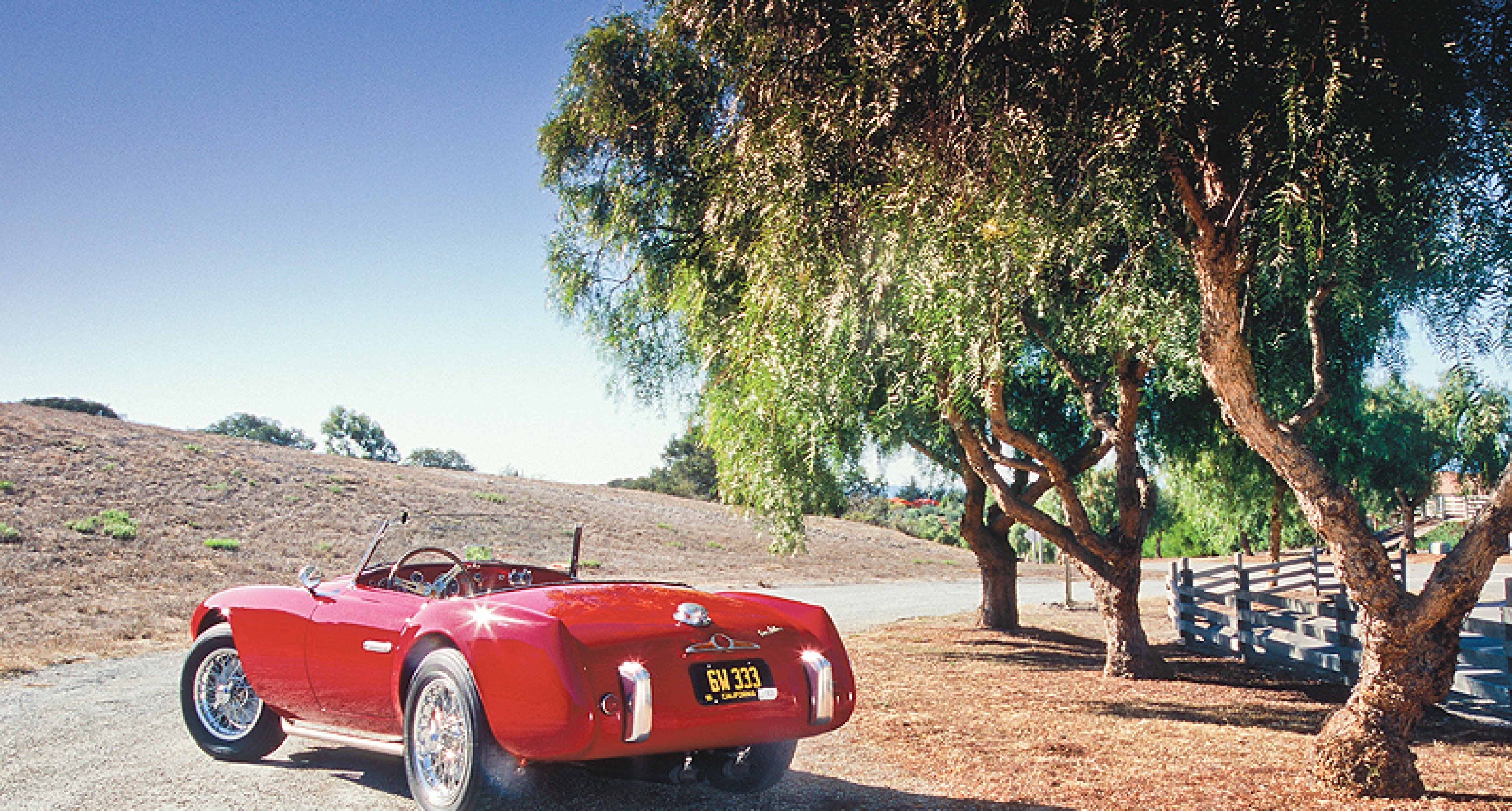 RM versteigert Siata 208/S Spider von Steve McQueen in Monterey