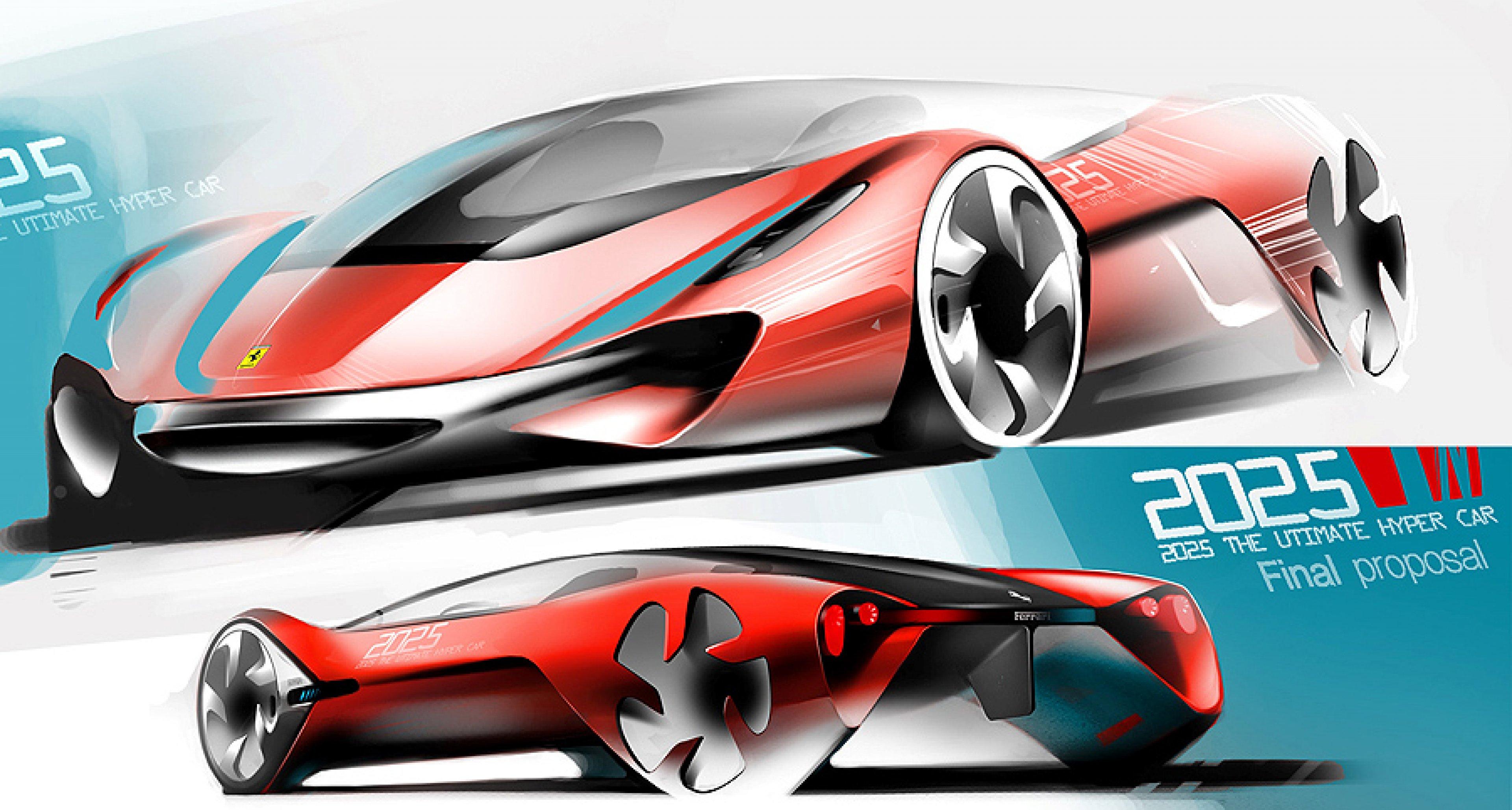 Ferrari World Design Contest 2011: Seoul's Hongik University wins the challenge
