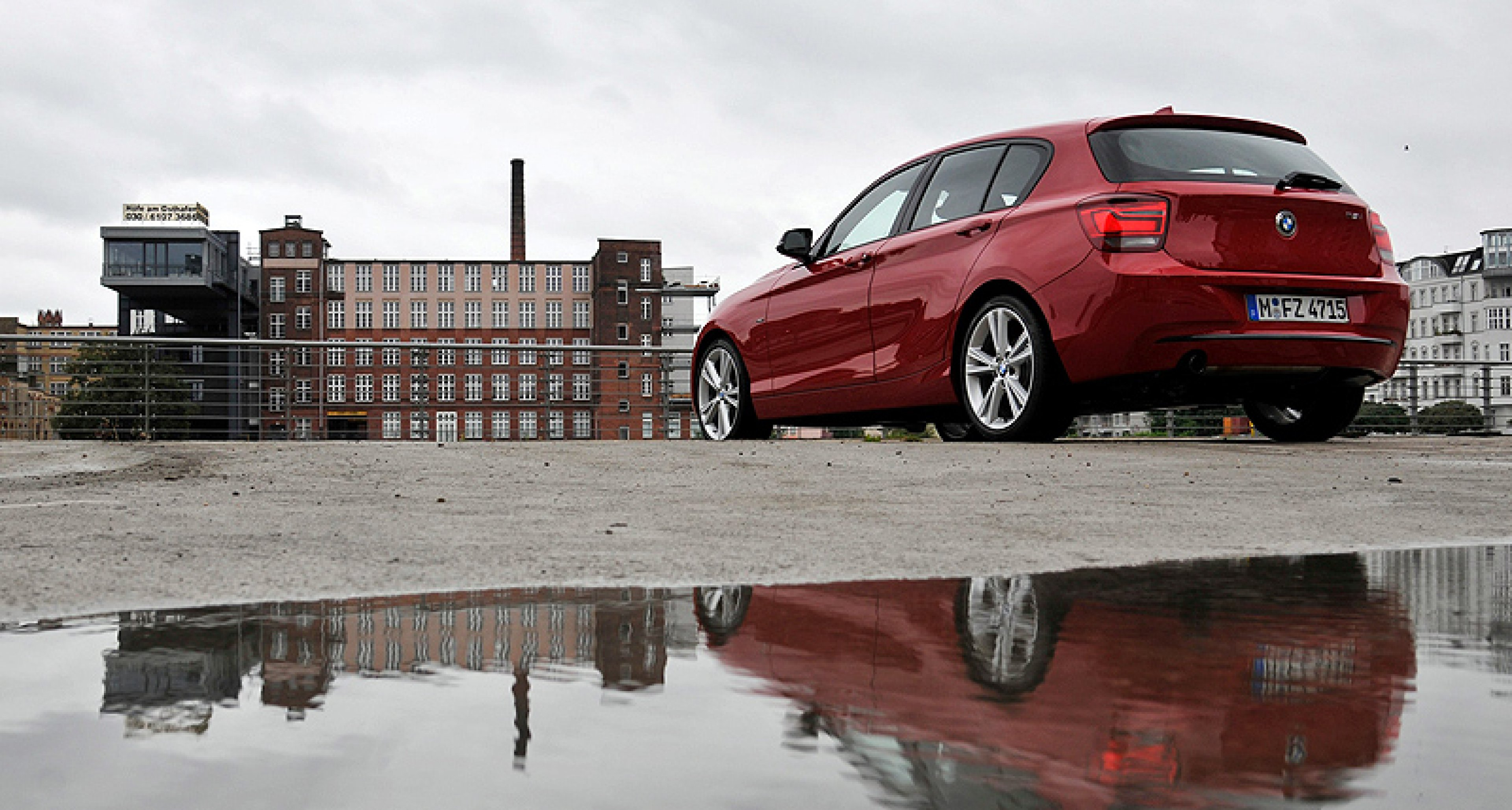 BMW 1er: Der Einstieg zum Aufstieg