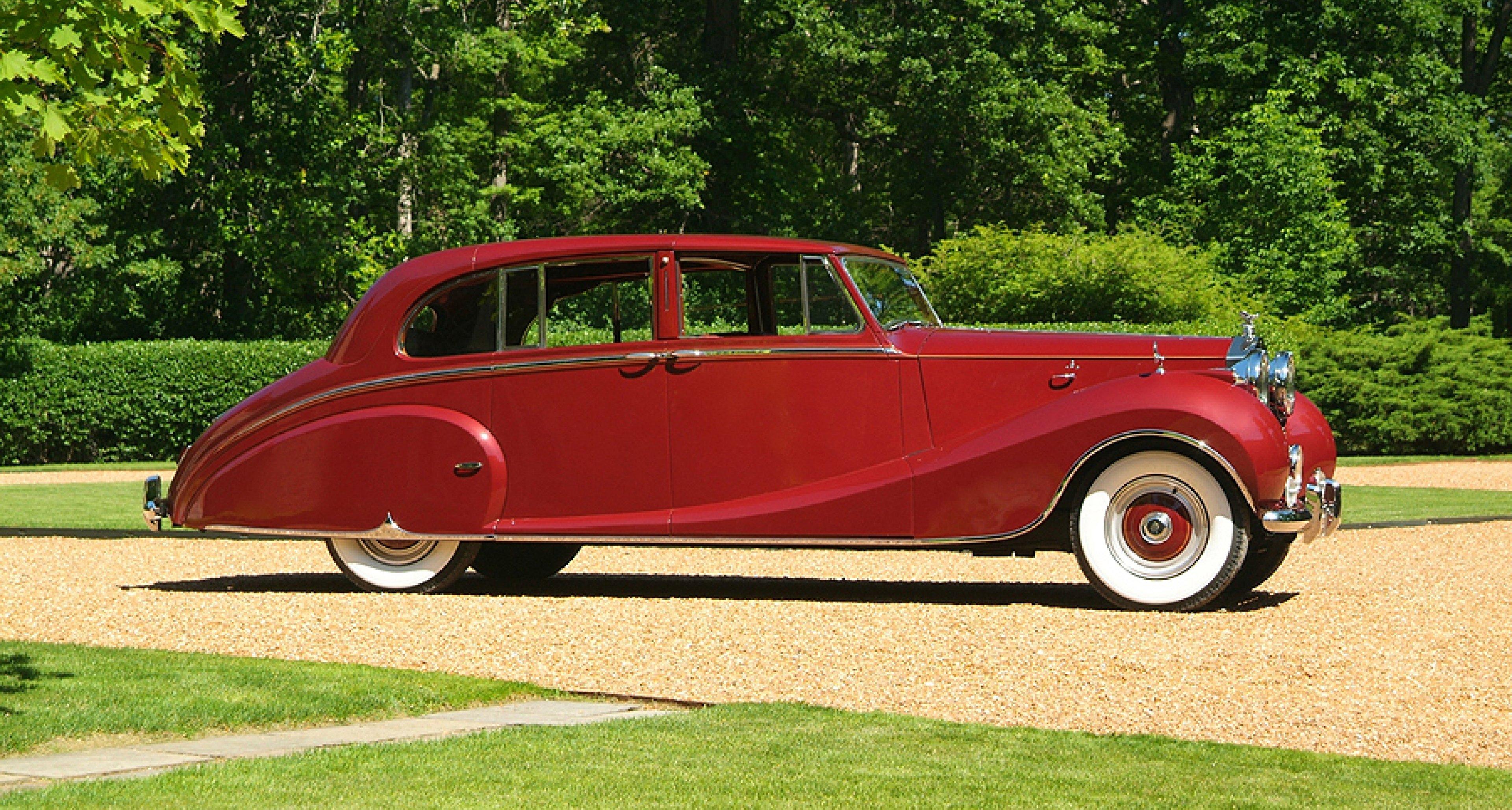Gooding versteigert Aga Khans Rolls-Royce Phantom IV Sedanca de Ville