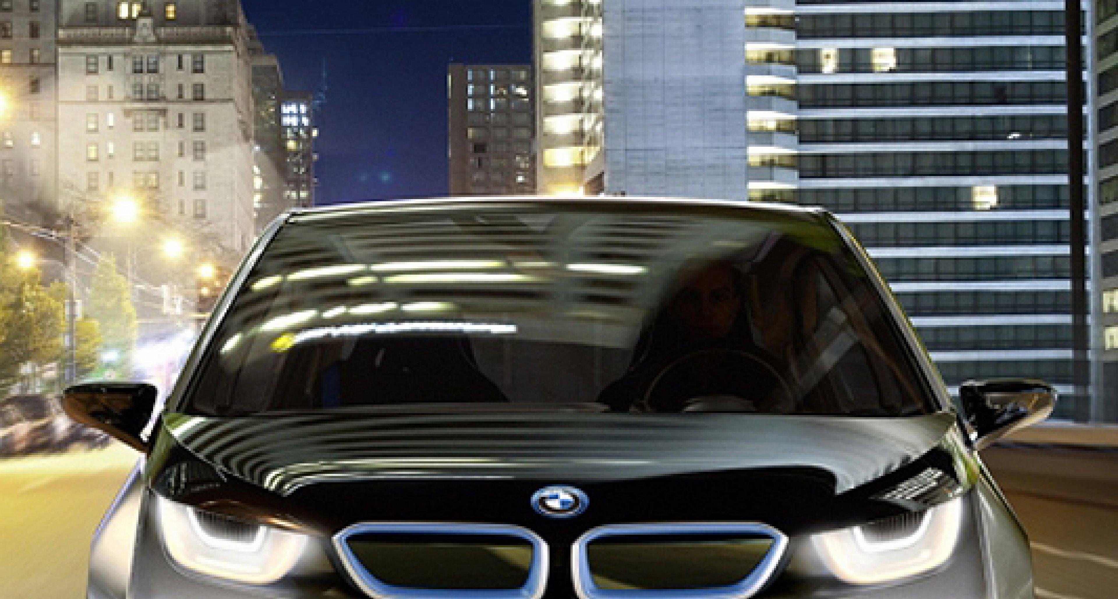 BMW previews new 'i' models ahead of Frankfurt Motor Show