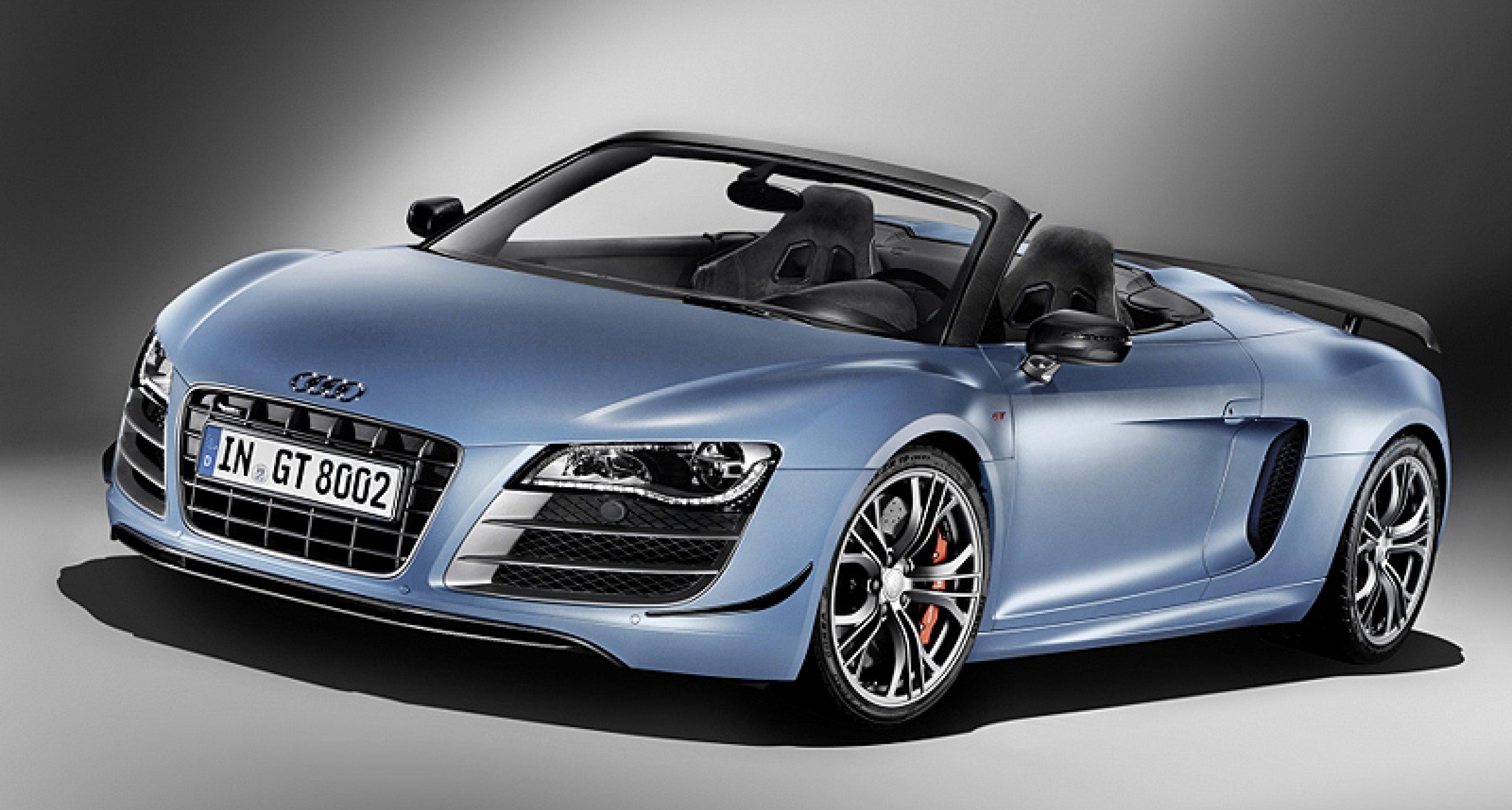 IAA 2011: Die Sportwagen-Neuheiten