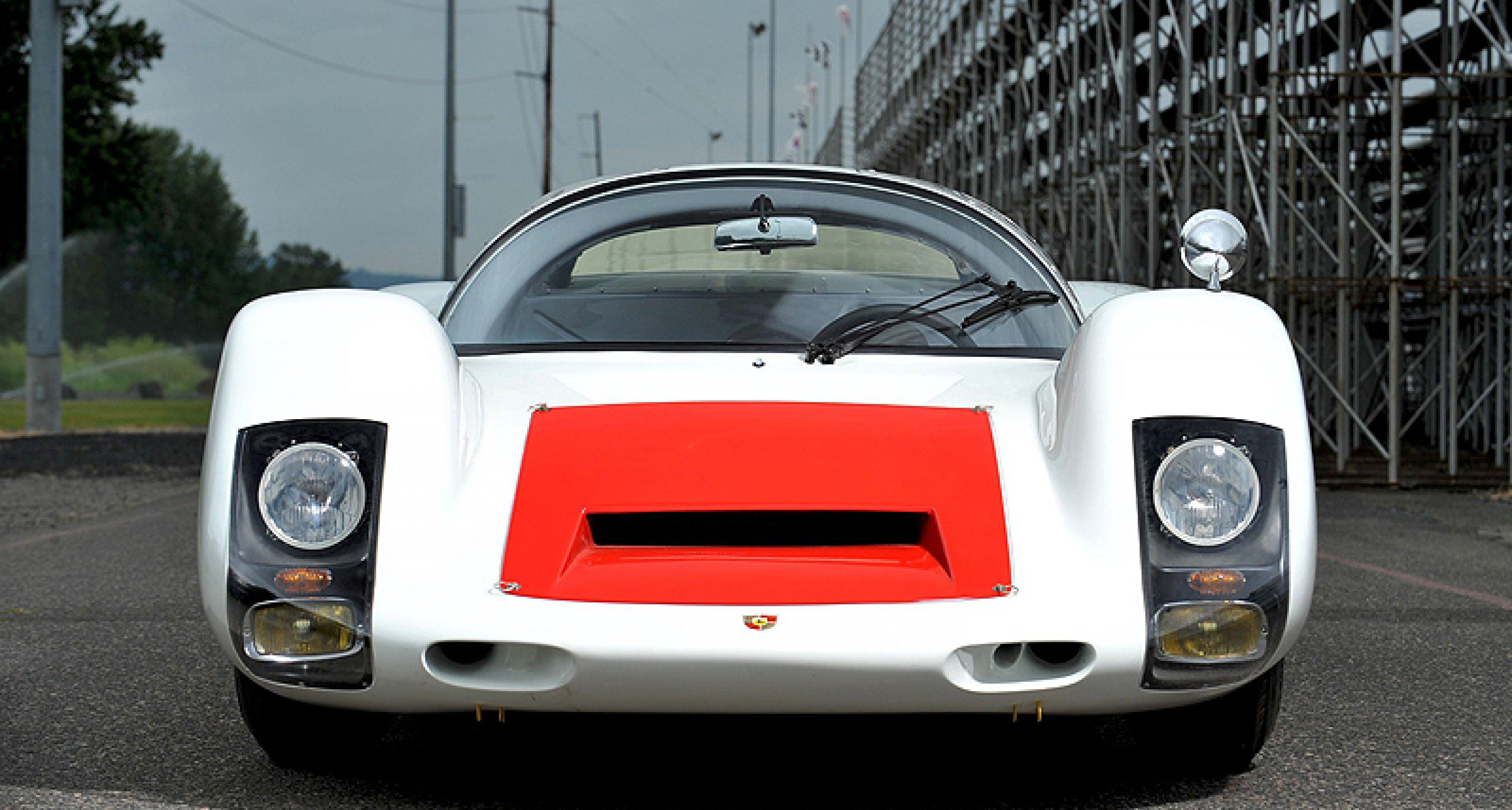 Porsche 906 Carrera Renncoupé