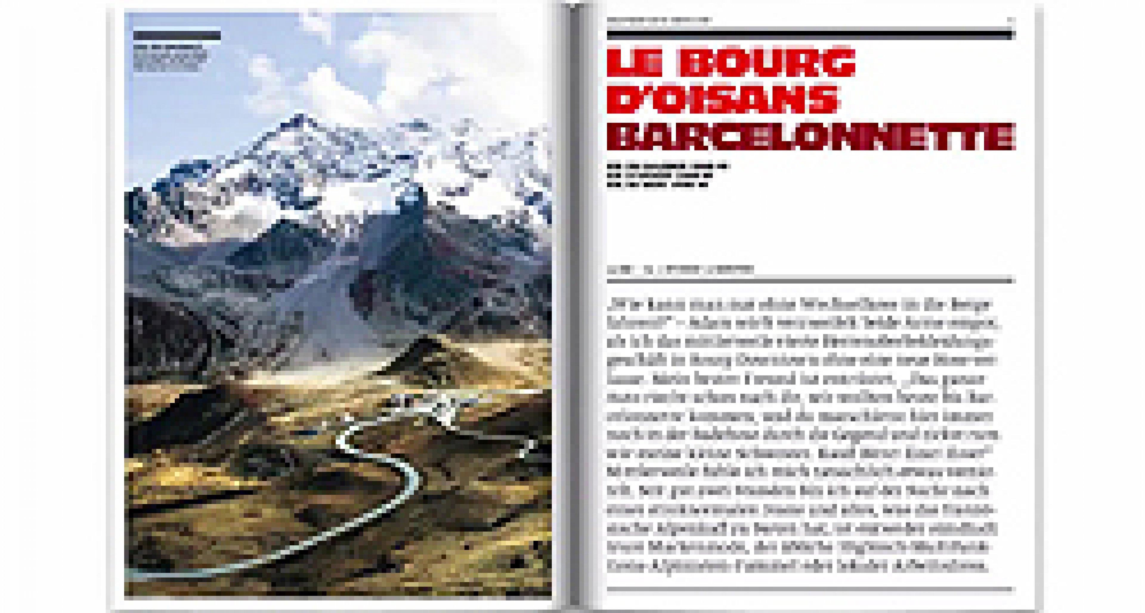 Curves Magazin: Mon Dieu, diese Kurven!