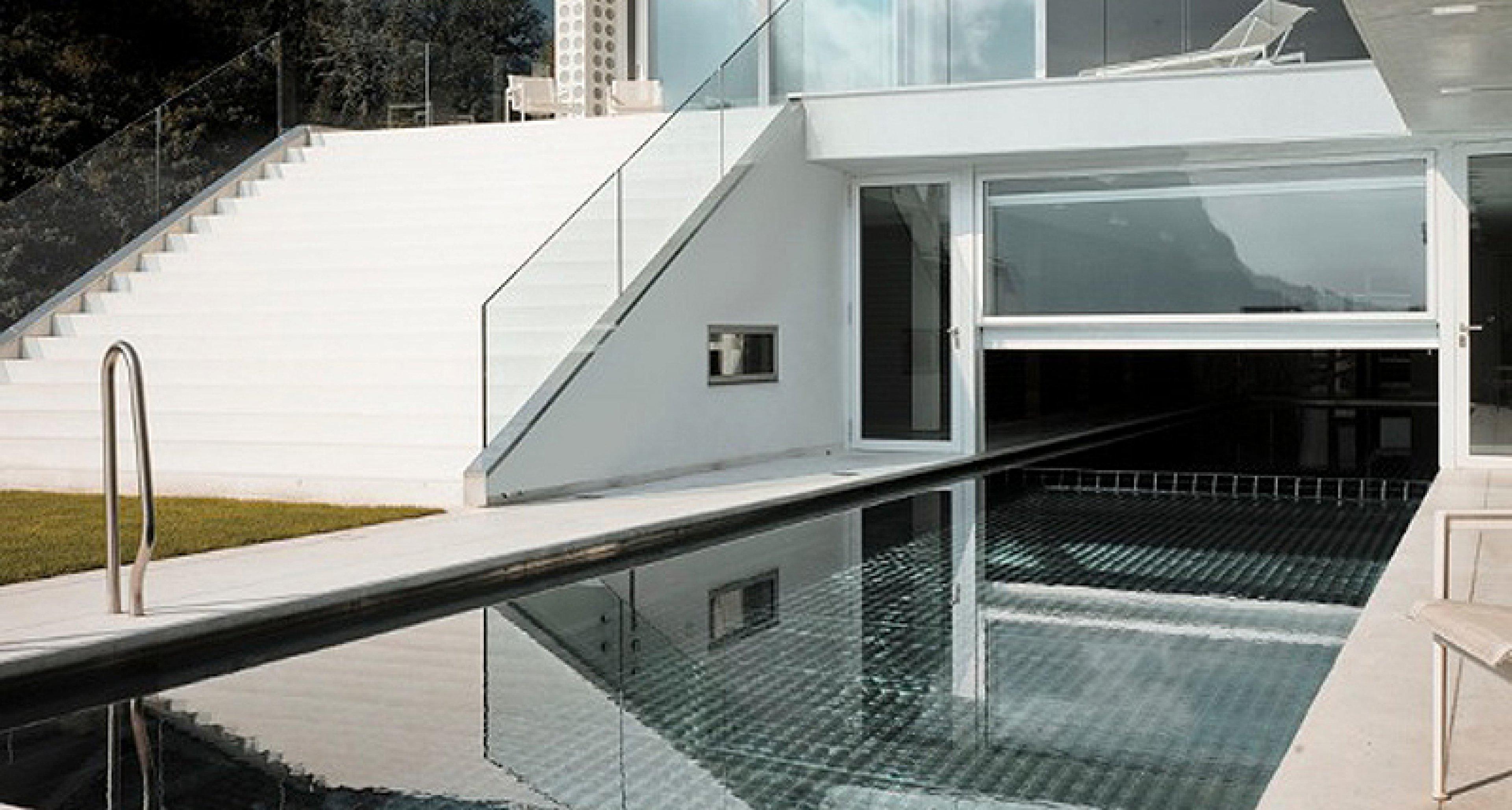 O-House: Villa mit Durchblick