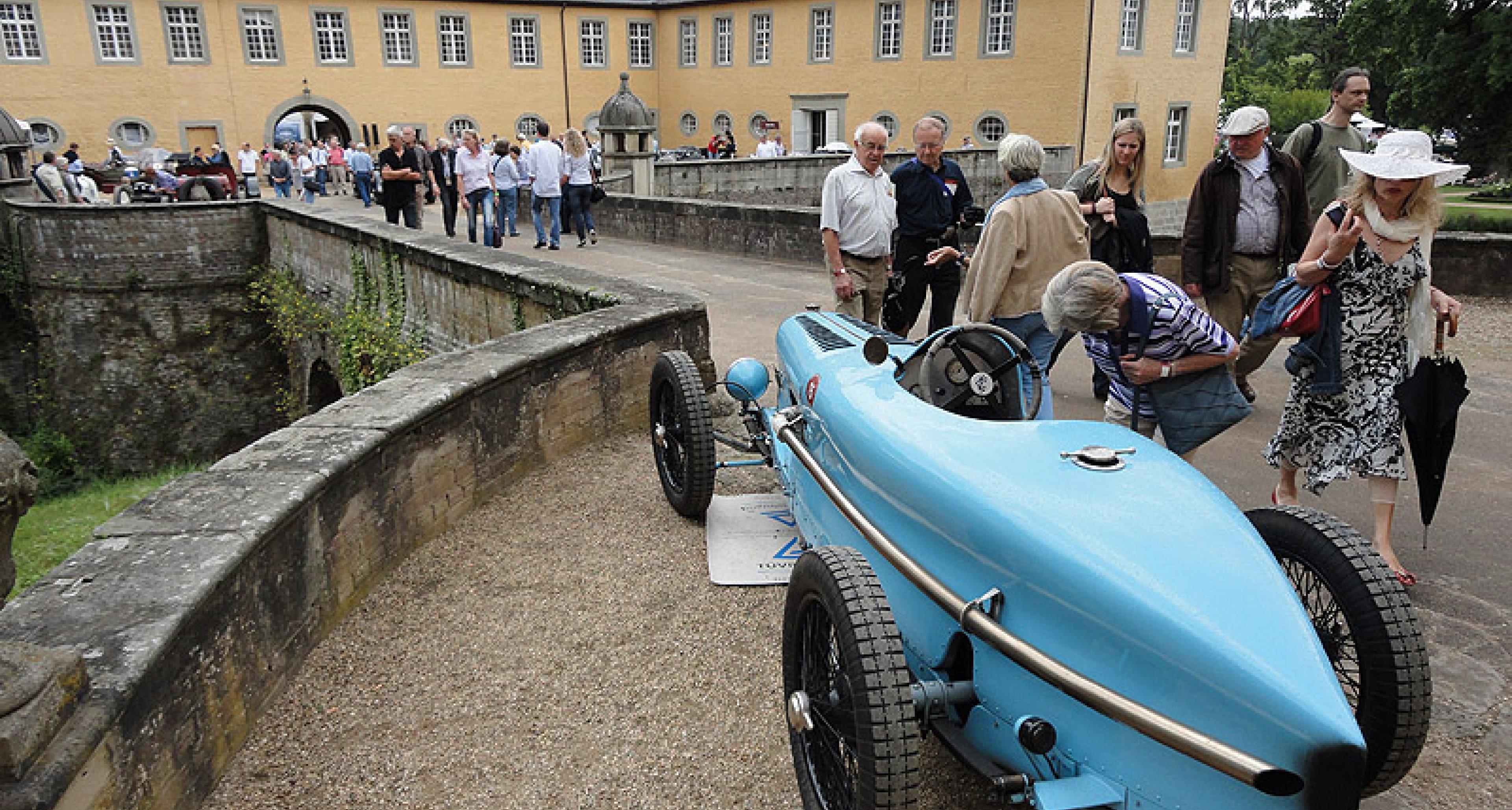 Classic Days Schloss Dyck 2011: Rückblick