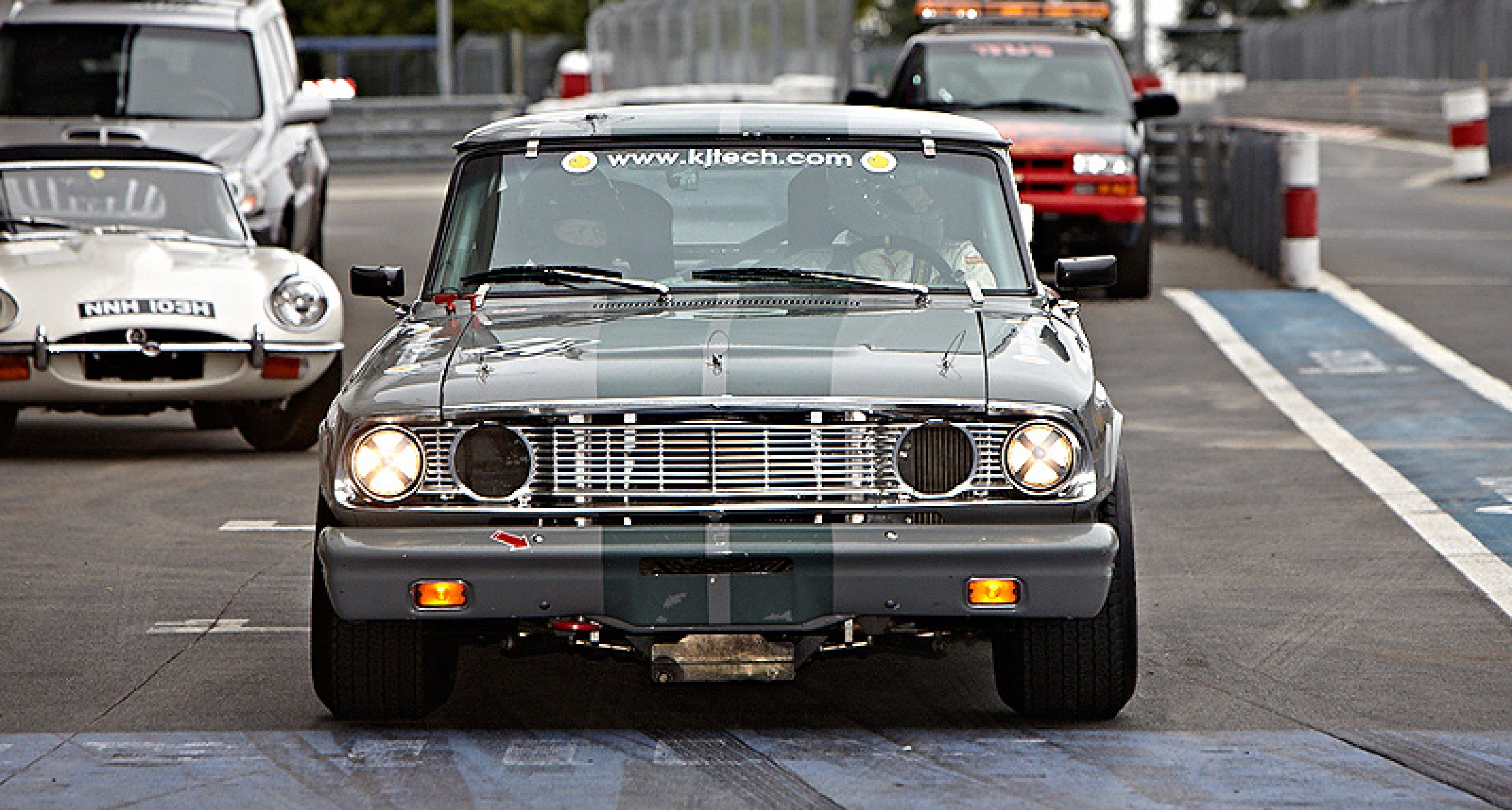 Classic Driver ...