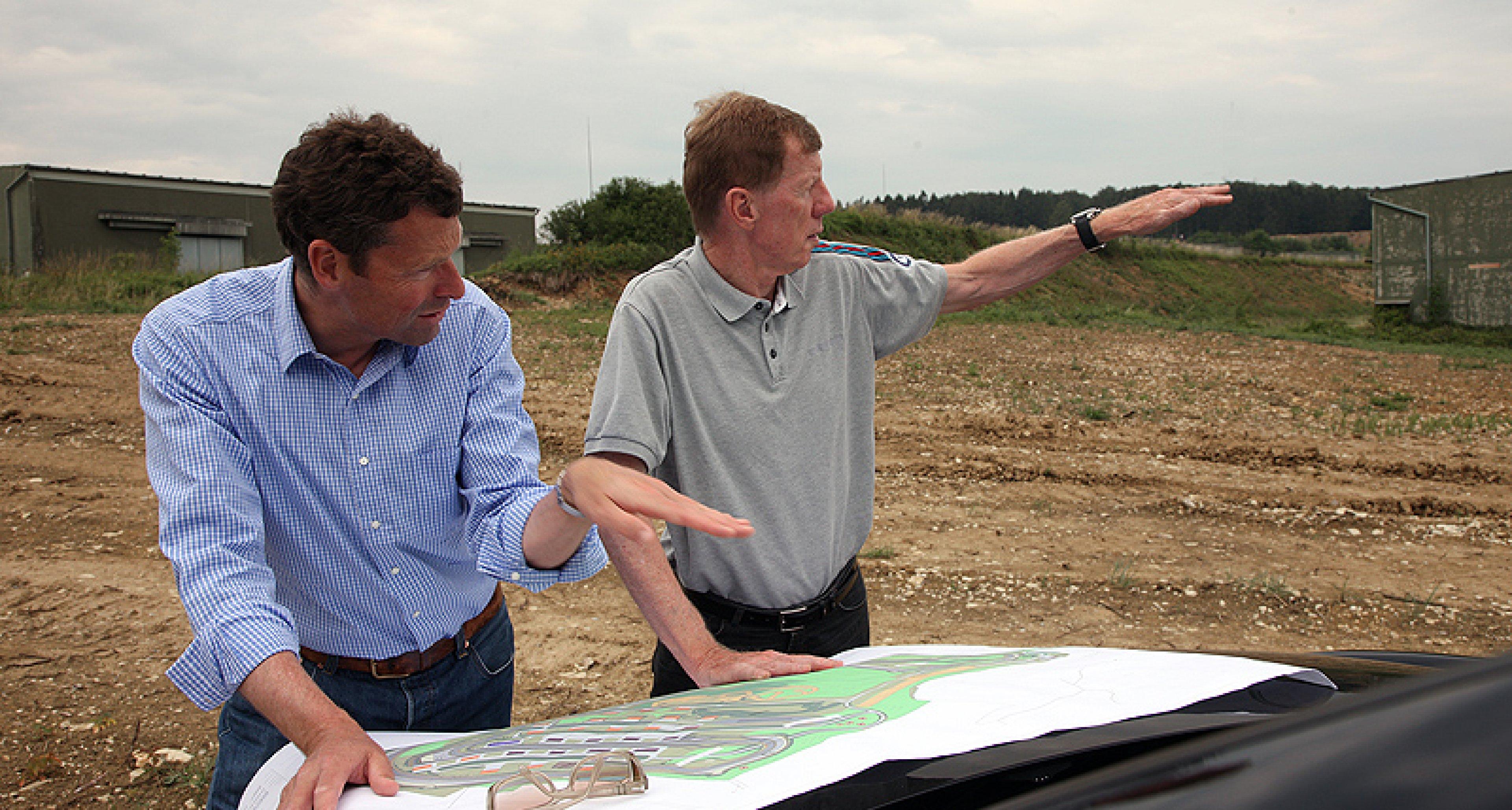 Baugenehmigung für Bilster Berg Drive Resort erteilt