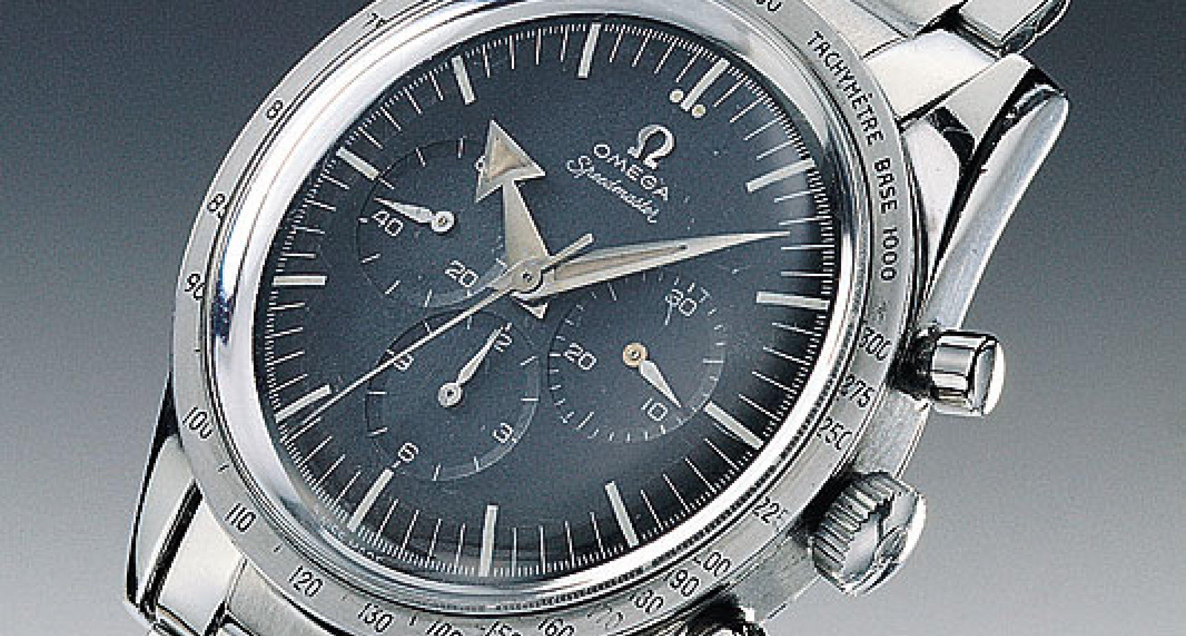 Ikonen der Uhrengeschichte No. 12: Omega Speedmaster Professional