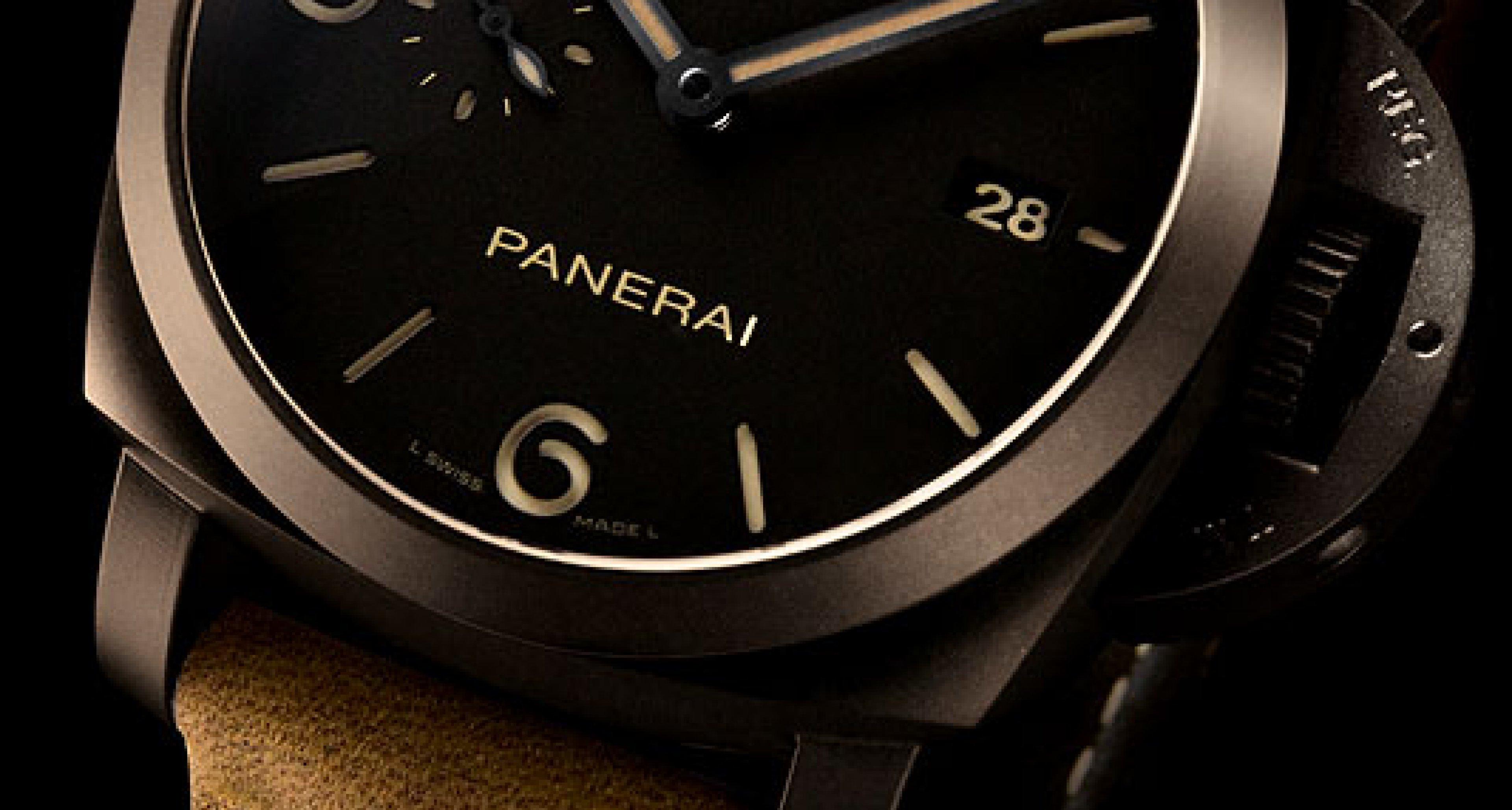 Icons of watchmaking history no.13: Panerai Luminor Marina