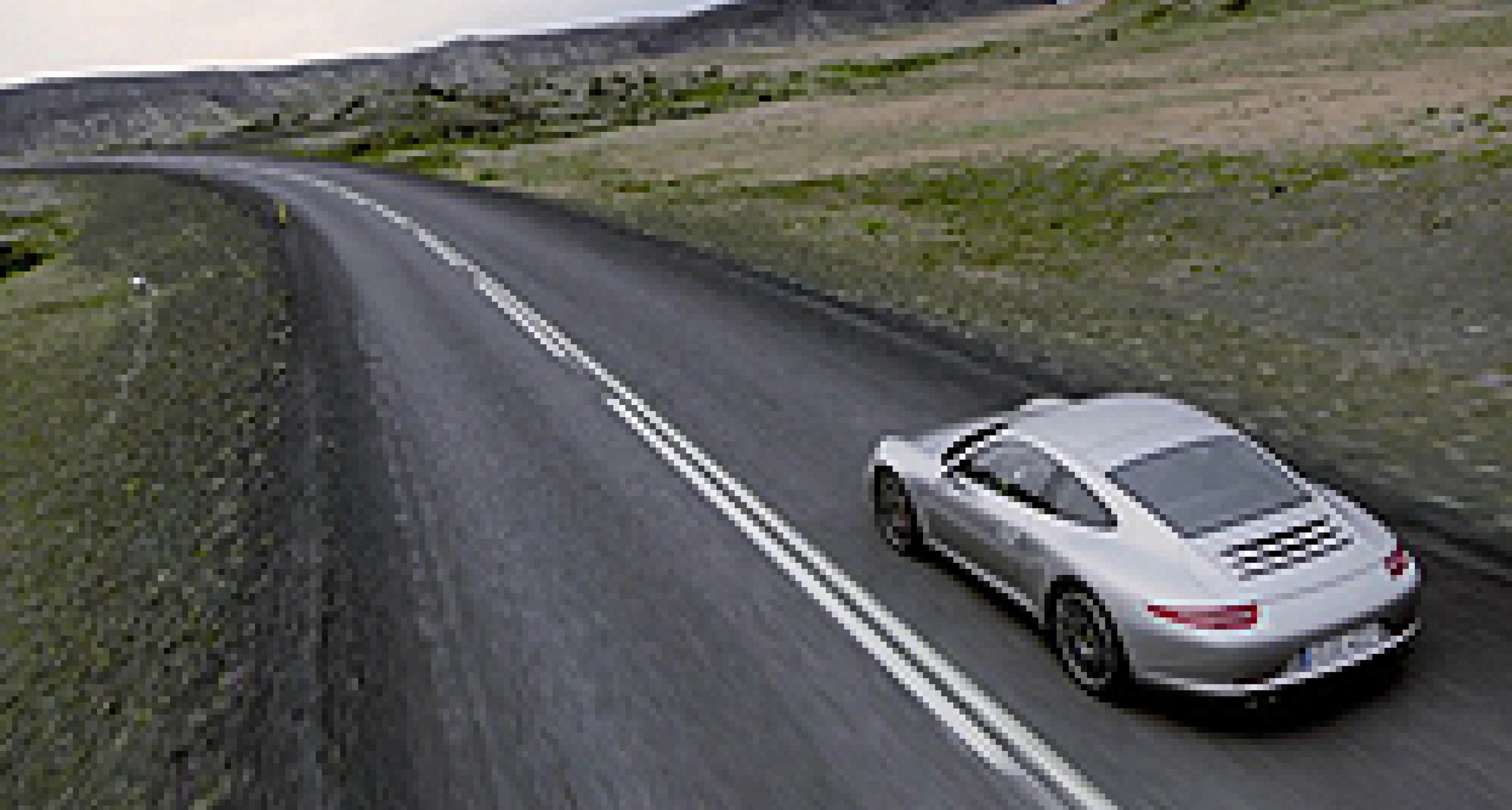 New Porsche 911 in action: Video and slideshow