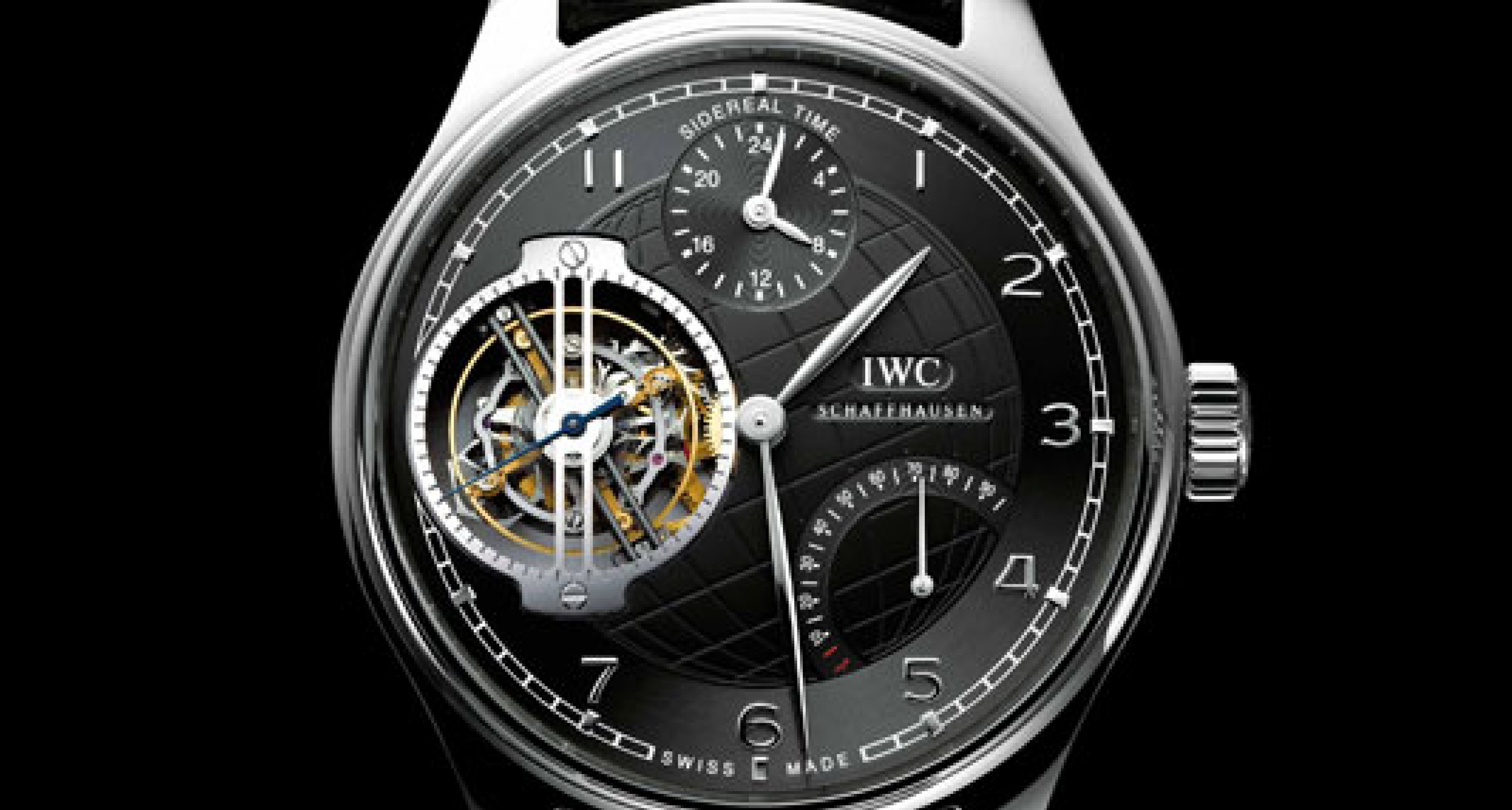 'Portuguese Sidérale Scafusia': The most complex timepiece ever created by IWC