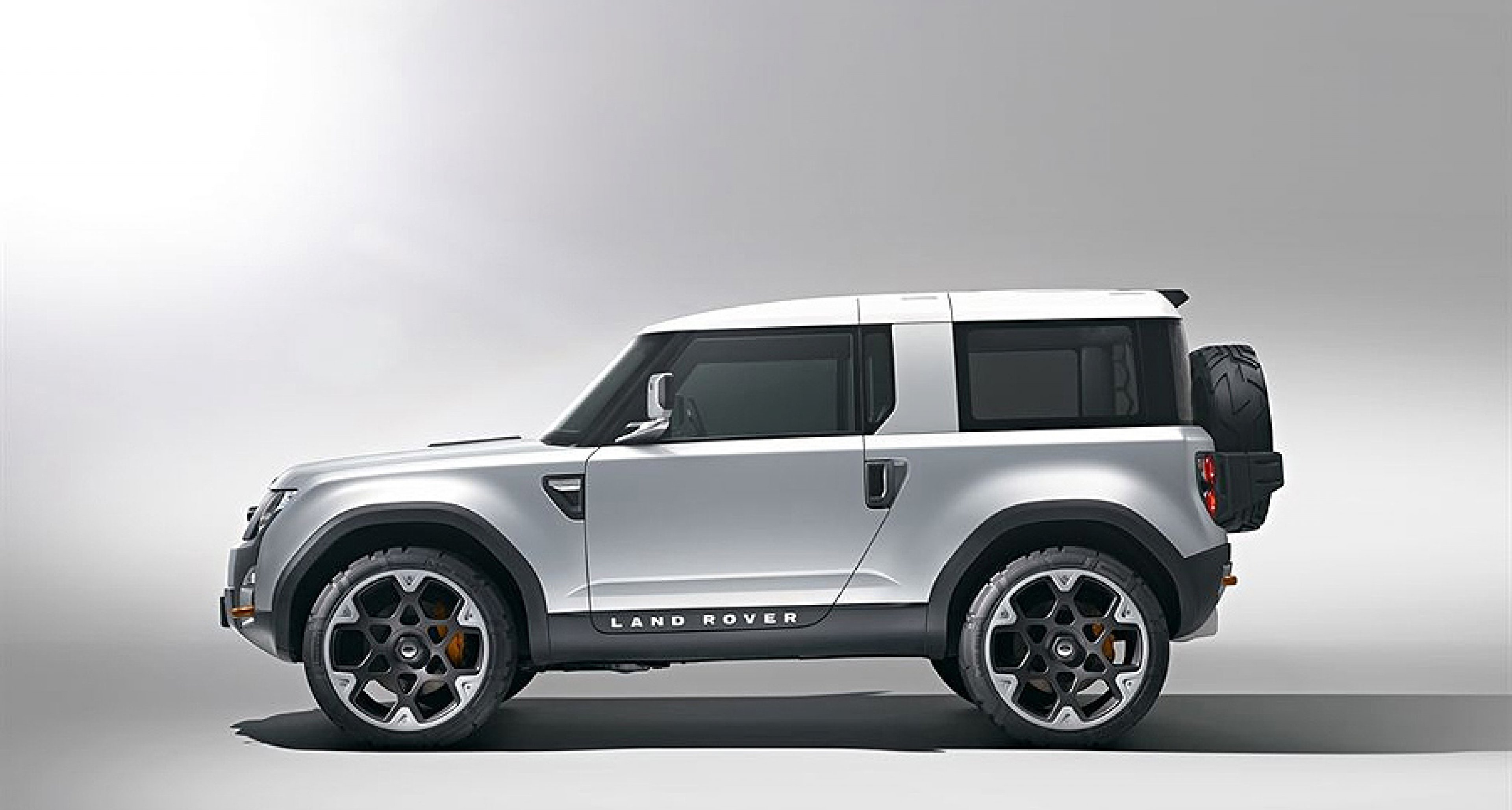 Land Rover DC100 concept hints at all-new Defender for 2015