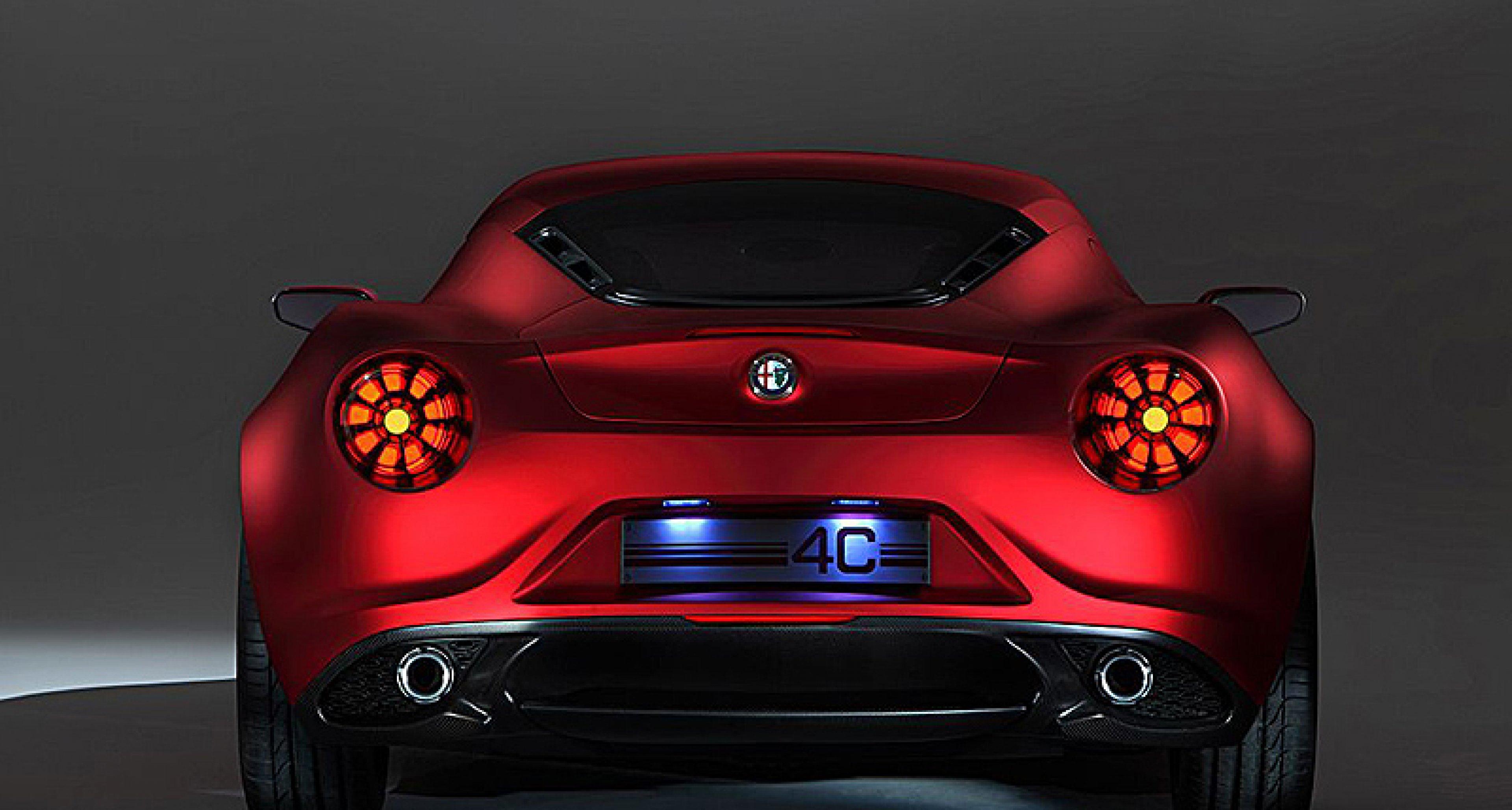 Alfa Romeo auf der IAA 2011: Nur Liebe zum Detail
