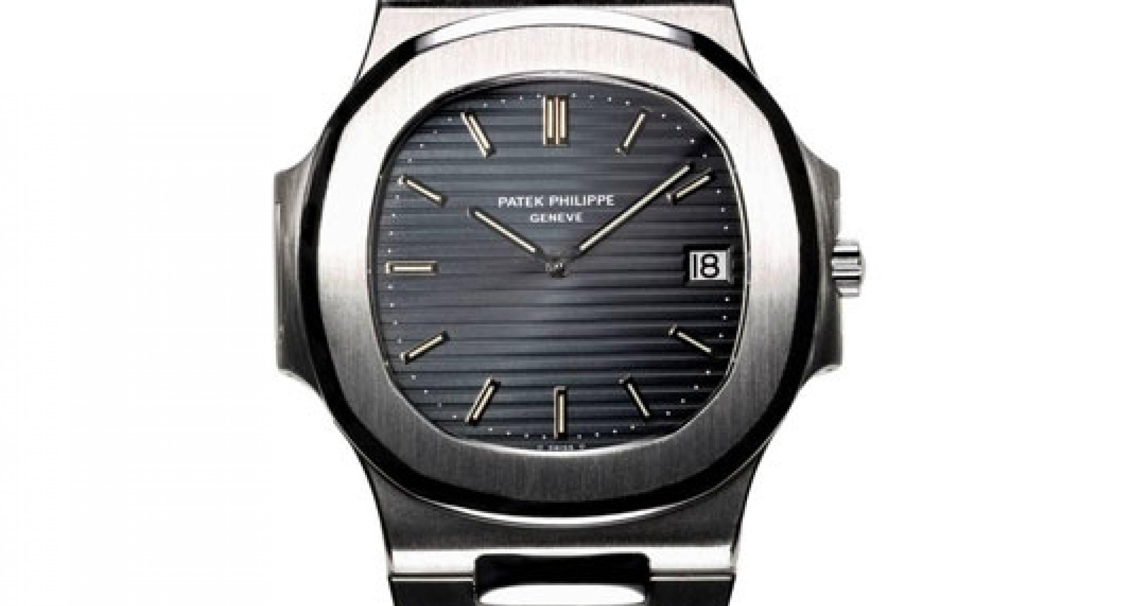 Ikonen der Uhrengeschichte No. 14: Patek Philippe Nautilus