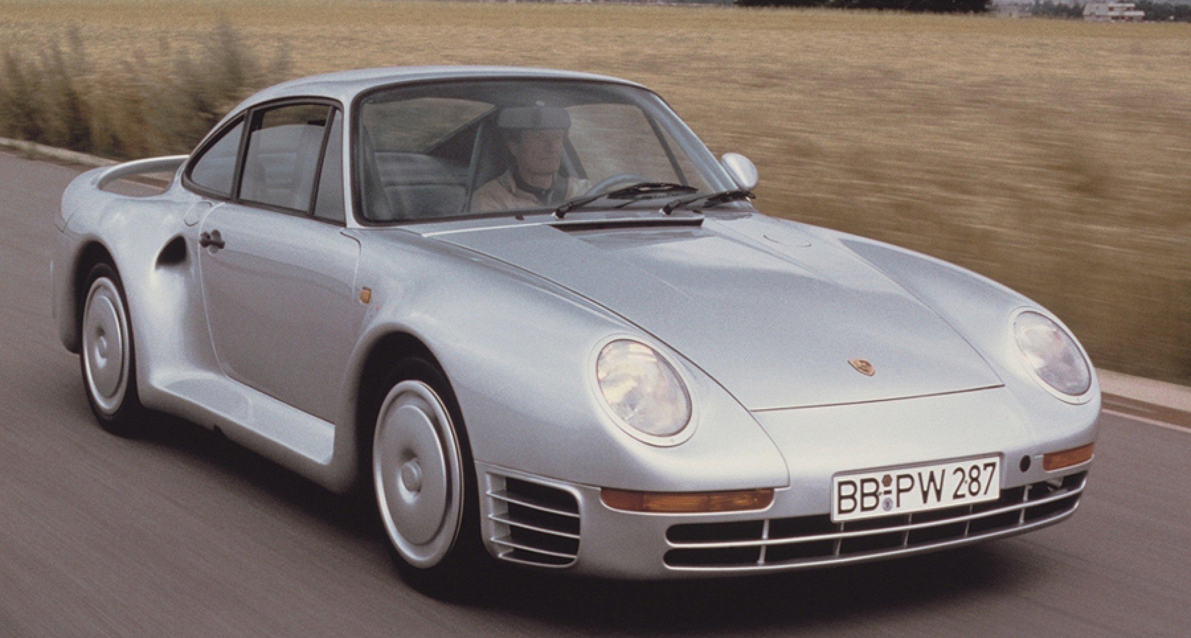 Porsche plant neuen Ferrari-Konkurrenten